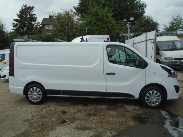 2018 Vauxhall Vivaro 2900 1.6Cdti 120Ps Sportive H1 Van *LIMITED 70MPH* (DV18TDZ) Image 4