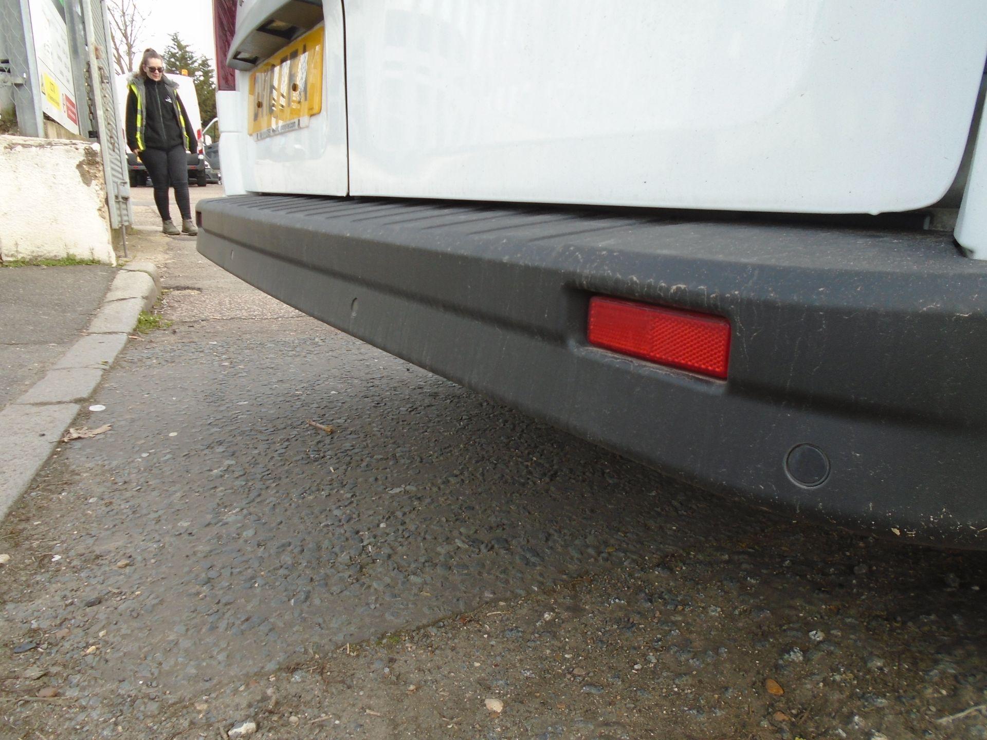 2018 Vauxhall Vivaro 2900 1.6Cdti 120Ps Sportive H1 Van **LIMITED 70MPH** (DV18TFA) Image 9