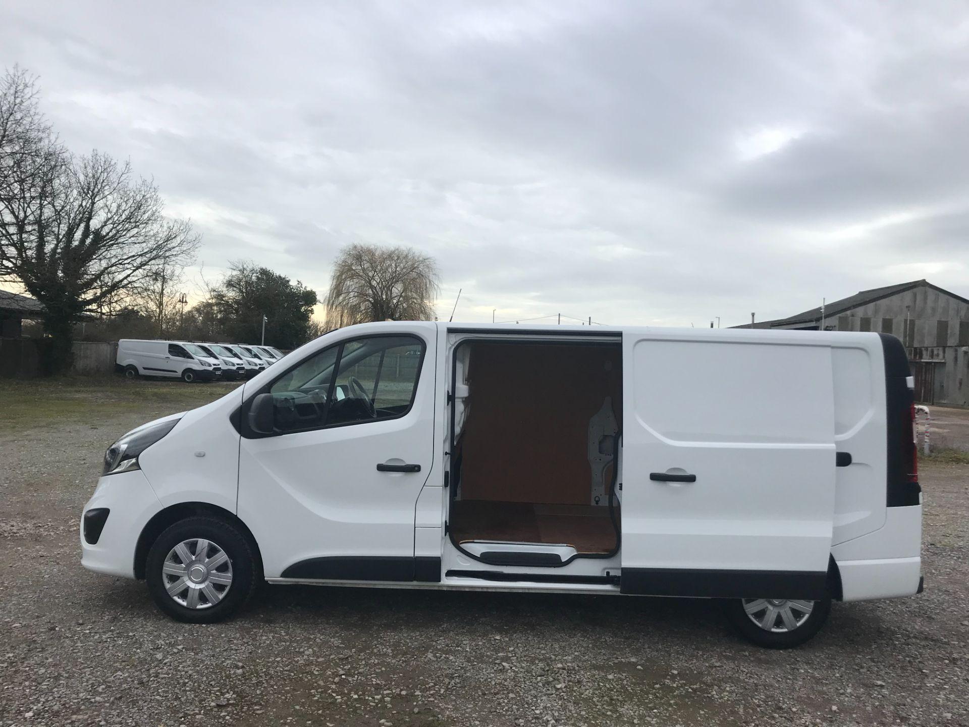 2019 Vauxhall Vivaro L2 H1 2900 1.6CDTI 120PS SPORTIVE EURO 6 (DV19YZY) Image 9