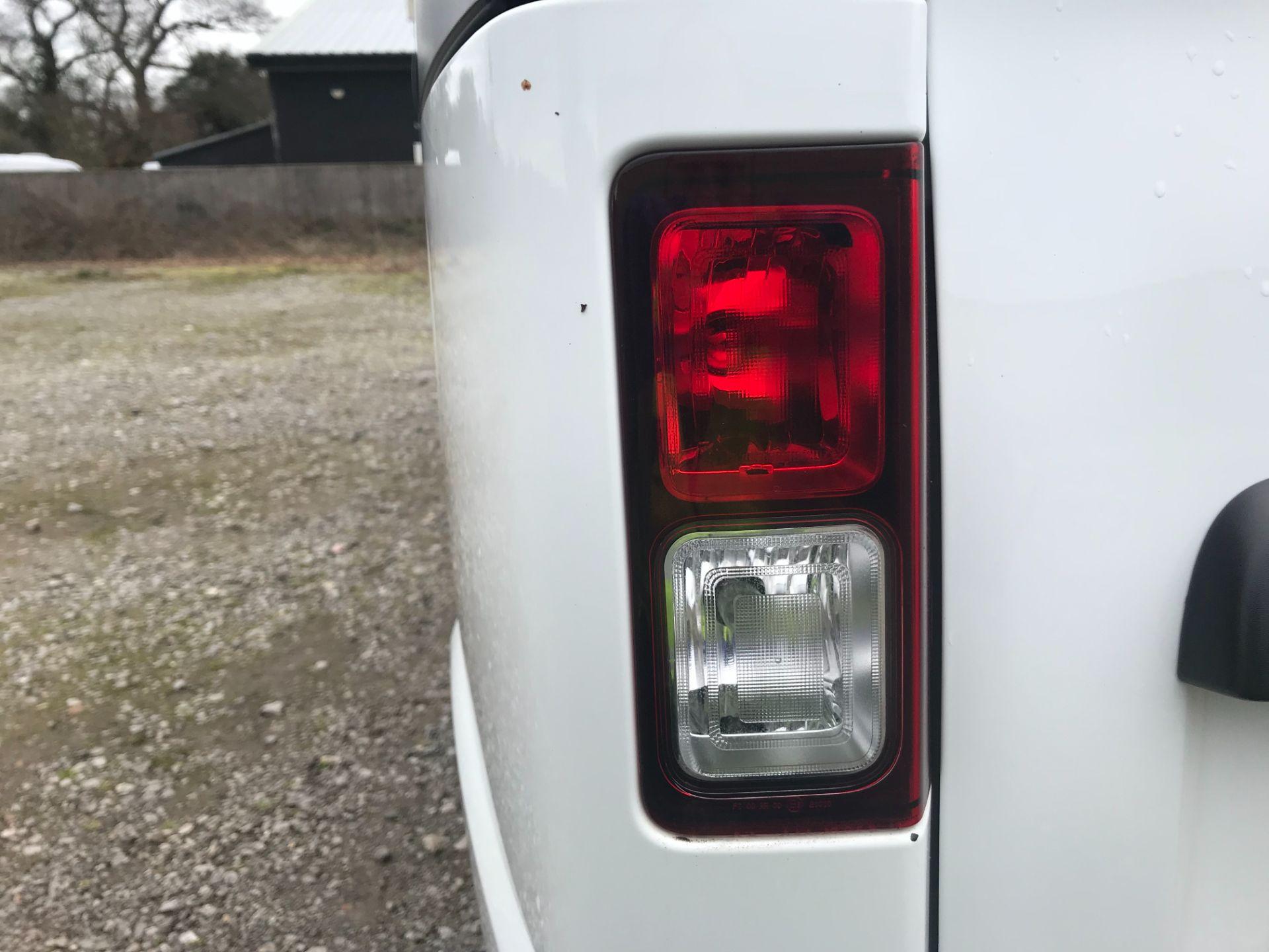2019 Vauxhall Vivaro L2 H1 2900 1.6CDTI 120PS SPORTIVE EURO 6 (DV19YZY) Image 38