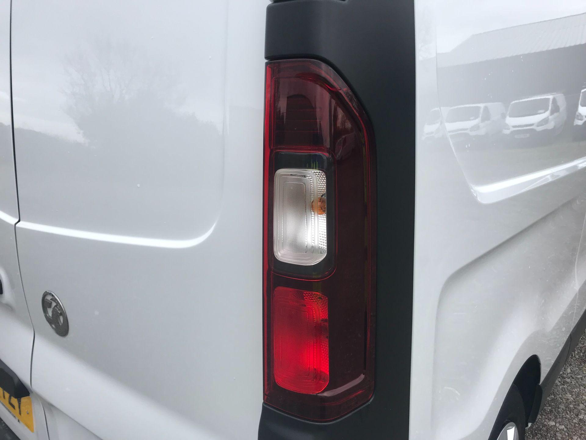 2019 Vauxhall Vivaro L2 H1 2900 1.6CDTI 120PS SPORTIVE EURO 6 (DV19YZY) Image 39