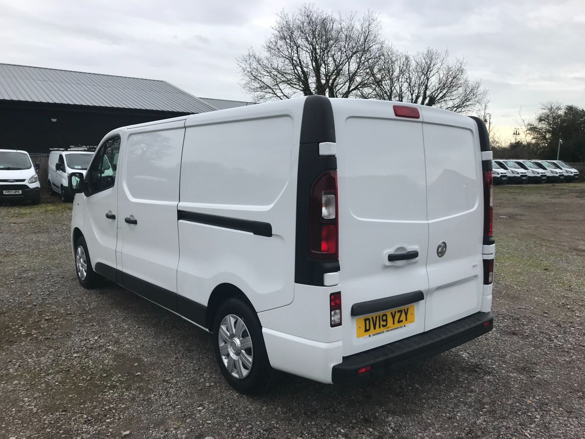 2019 Vauxhall Vivaro L2 H1 2900 1.6CDTI 120PS SPORTIVE EURO 6 (DV19YZY) Image 6