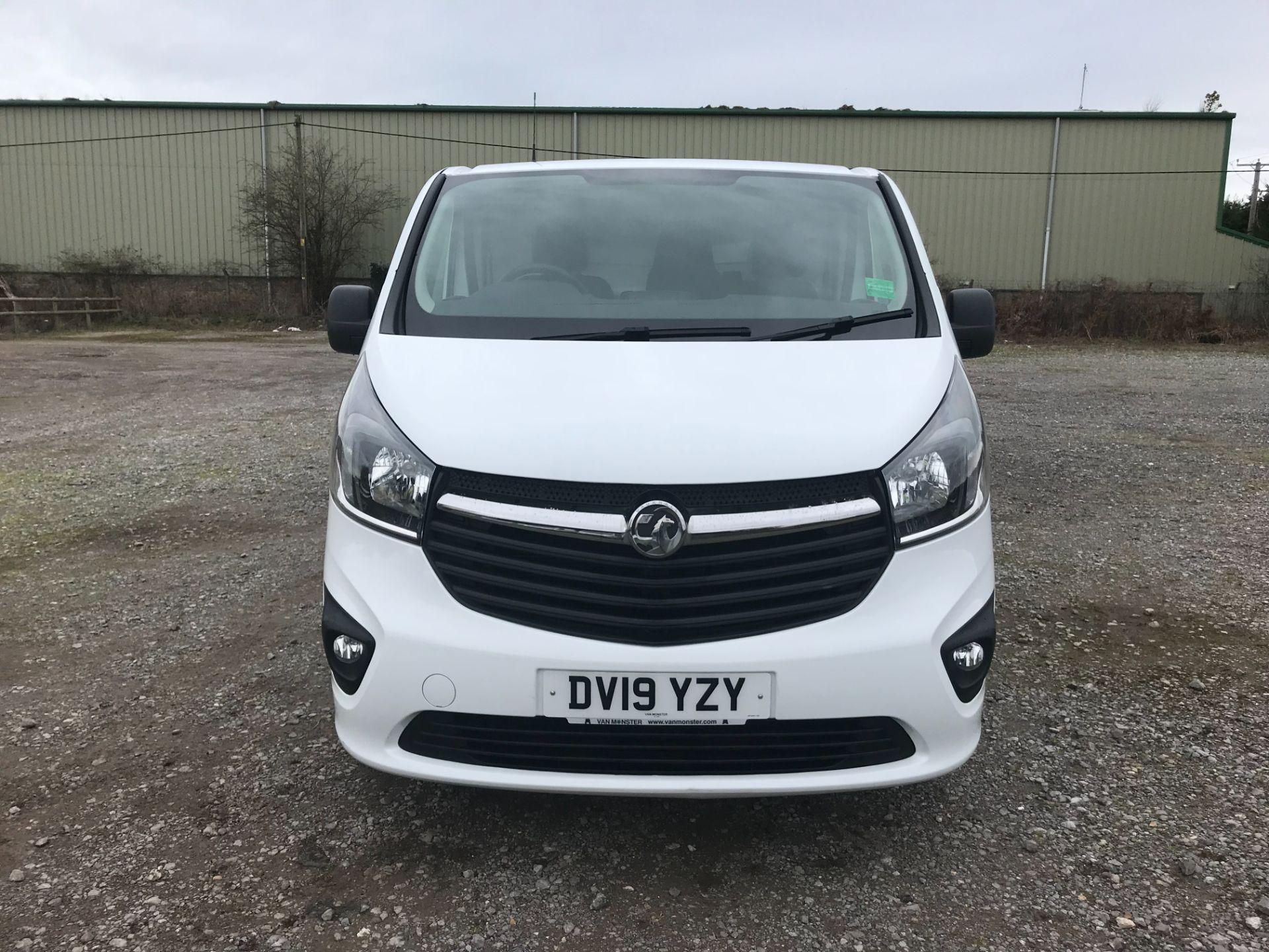 2019 Vauxhall Vivaro L2 H1 2900 1.6CDTI 120PS SPORTIVE EURO 6 (DV19YZY) Image 2