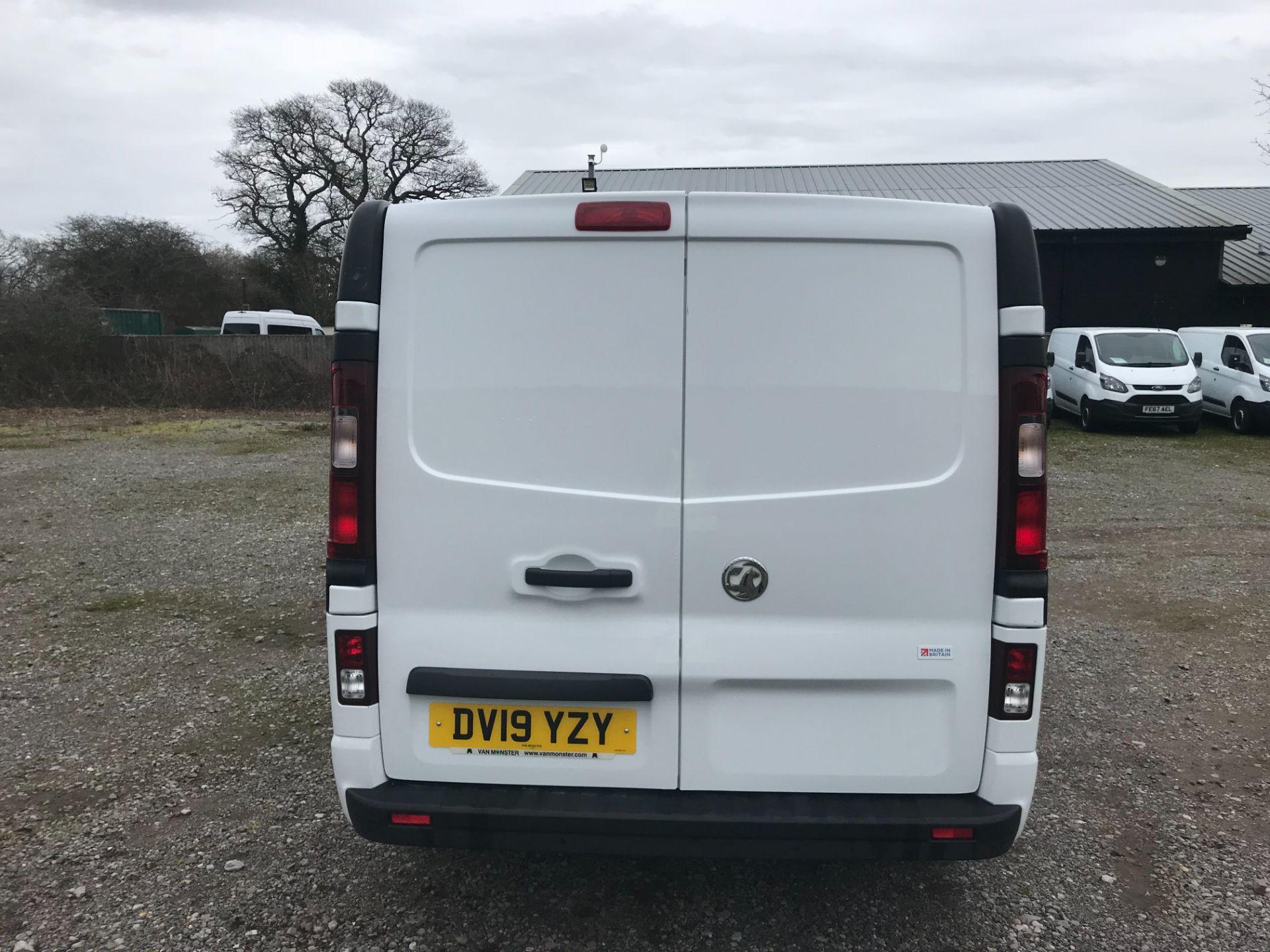 2019 Vauxhall Vivaro L2 H1 2900 1.6CDTI 120PS SPORTIVE EURO 6 (DV19YZY) Image 5
