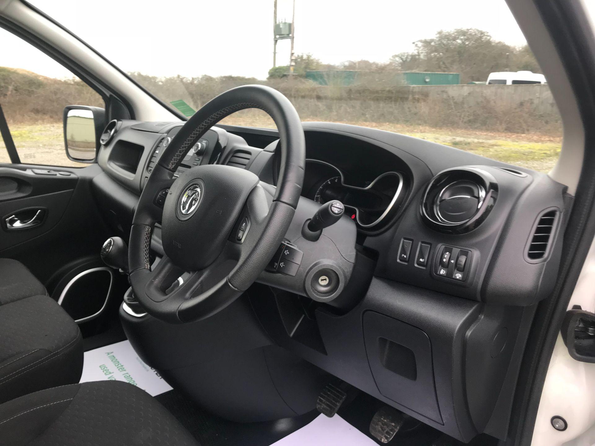 2019 Vauxhall Vivaro L2 H1 2900 1.6CDTI 120PS SPORTIVE EURO 6 (DV19YZY) Image 15