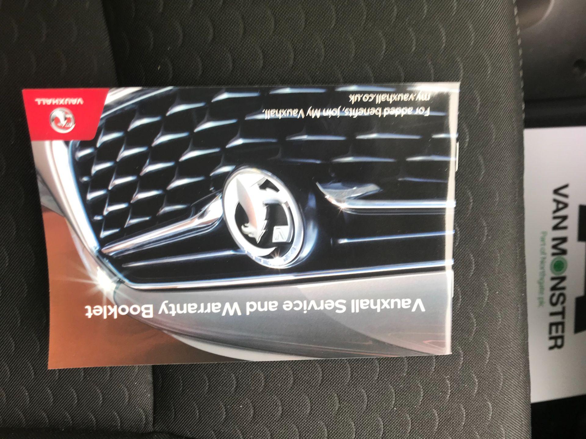 2019 Vauxhall Vivaro L2 H1 2900 1.6CDTI 120PS SPORTIVE EURO 6 (DV19YZY) Image 43