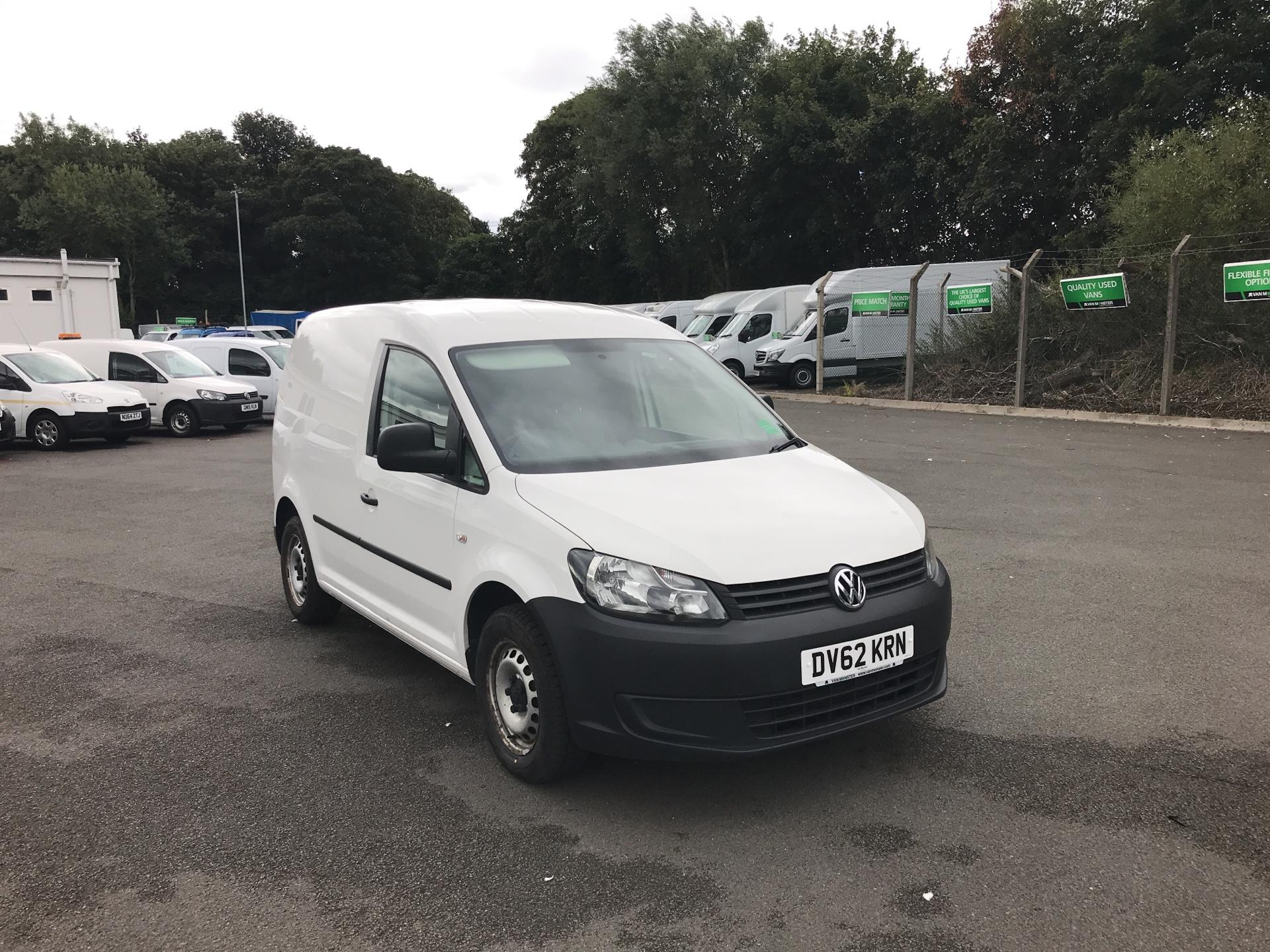 2012 Volkswagen Caddy 1.6 TDI 75PS VAN EURO 5 *VALUE RANGE VEHICLE - CONDITION REFLECTED IN PRICE* (DV62KRN)