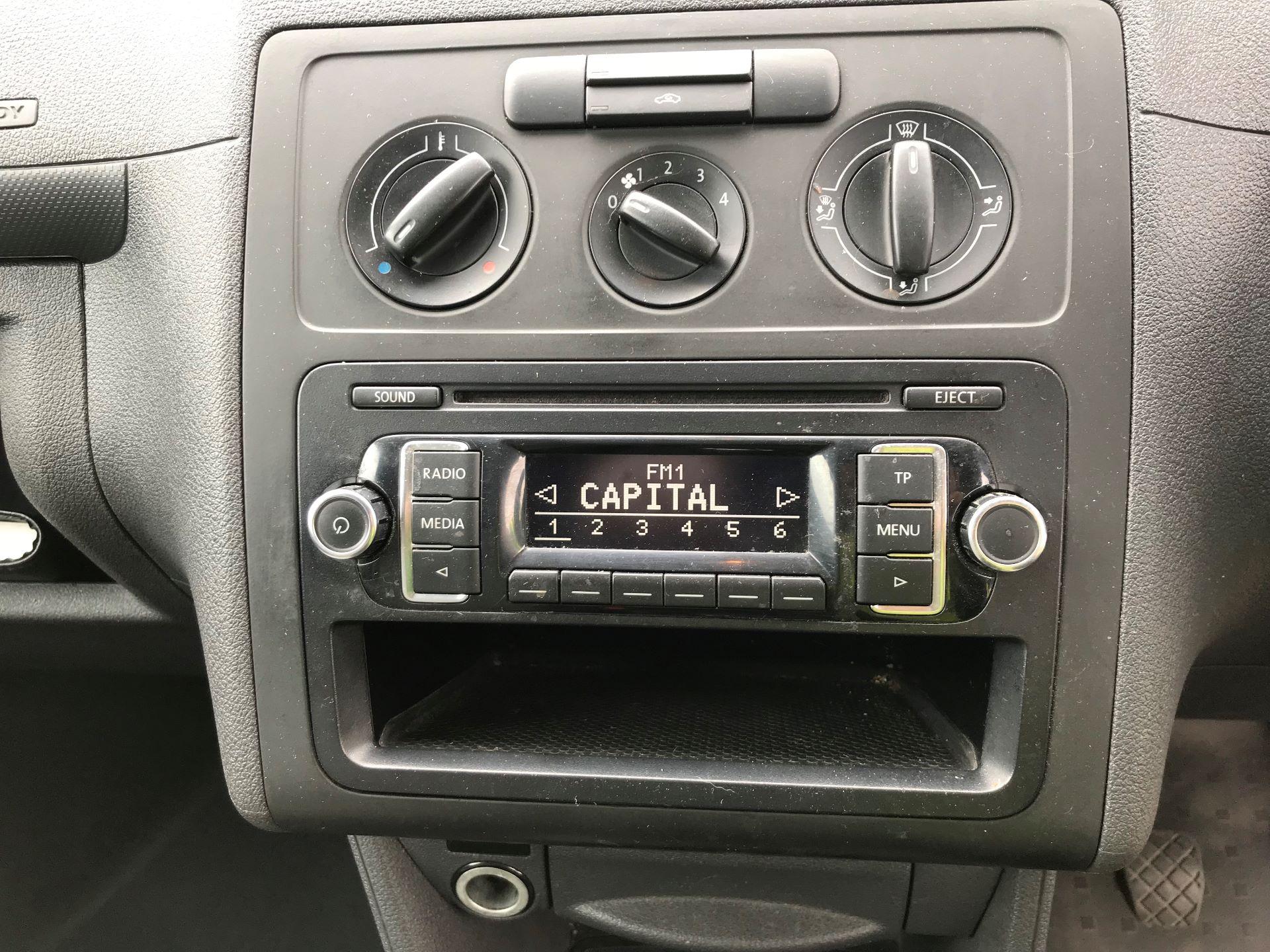 2013 Volkswagen Caddy 1.6 Tdi 102Ps Van (DV63WTY) Image 14