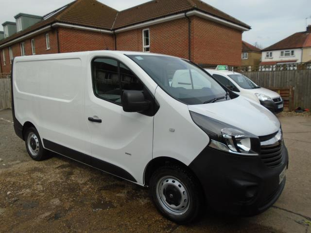 2014 Vauxhall Vivaro 2900 1.6Cdti 115Ps H1 Van (DV64YCO)