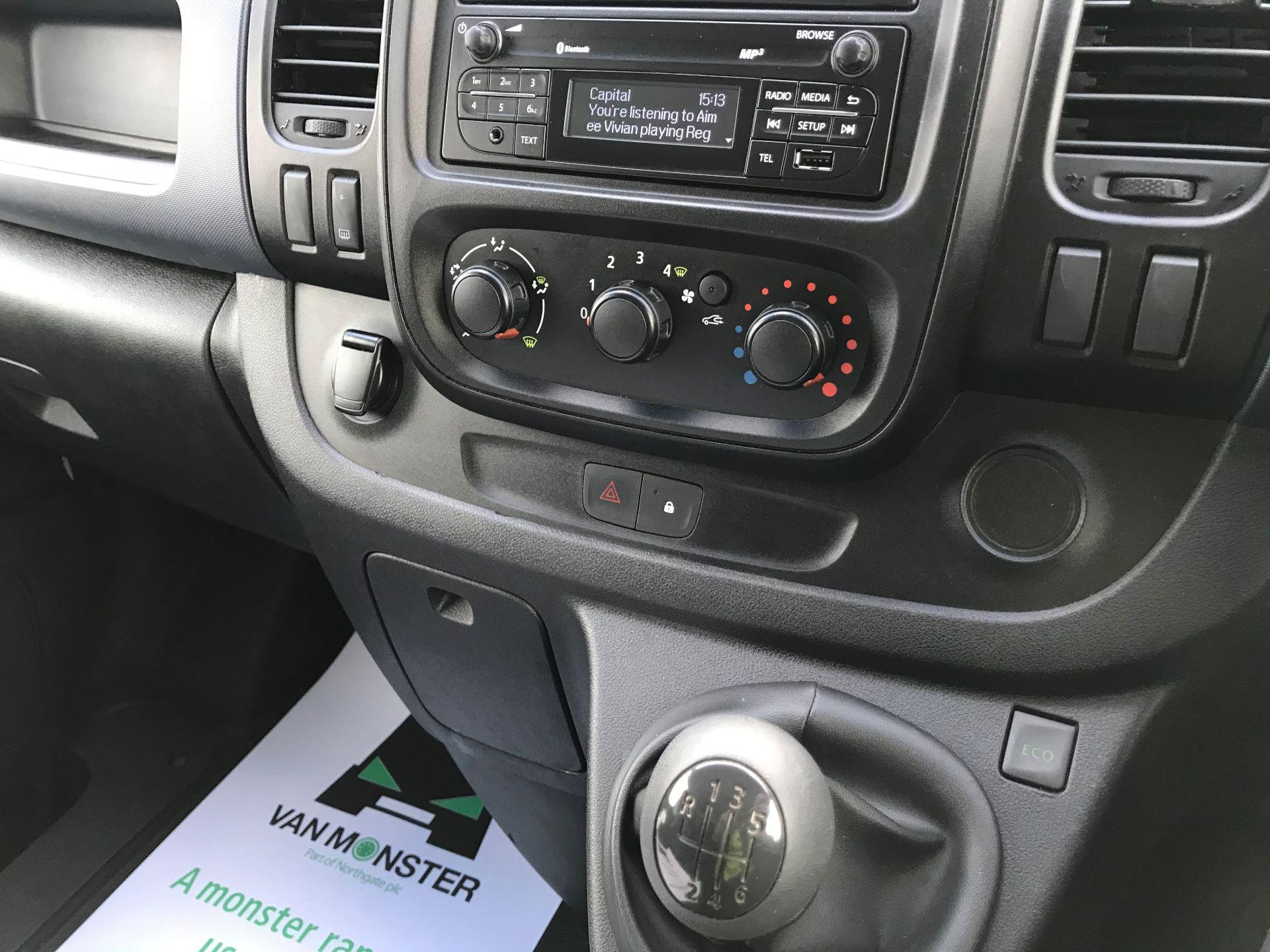 2017 Vauxhall Vivaro L2 H1 2900 1.6CDTI 120PS EURO 6 (DV67LTX) Image 26