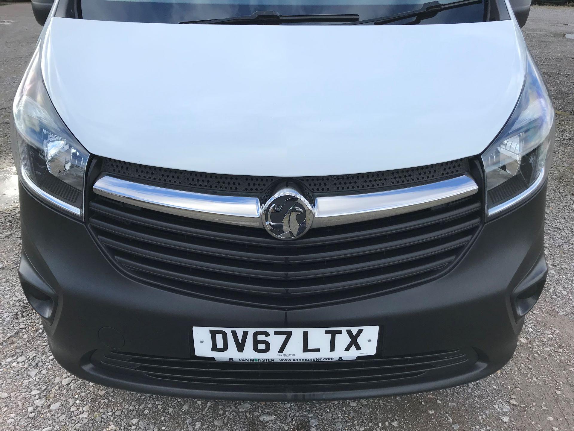 2017 Vauxhall Vivaro L2 H1 2900 1.6CDTI 120PS EURO 6 (DV67LTX) Image 14