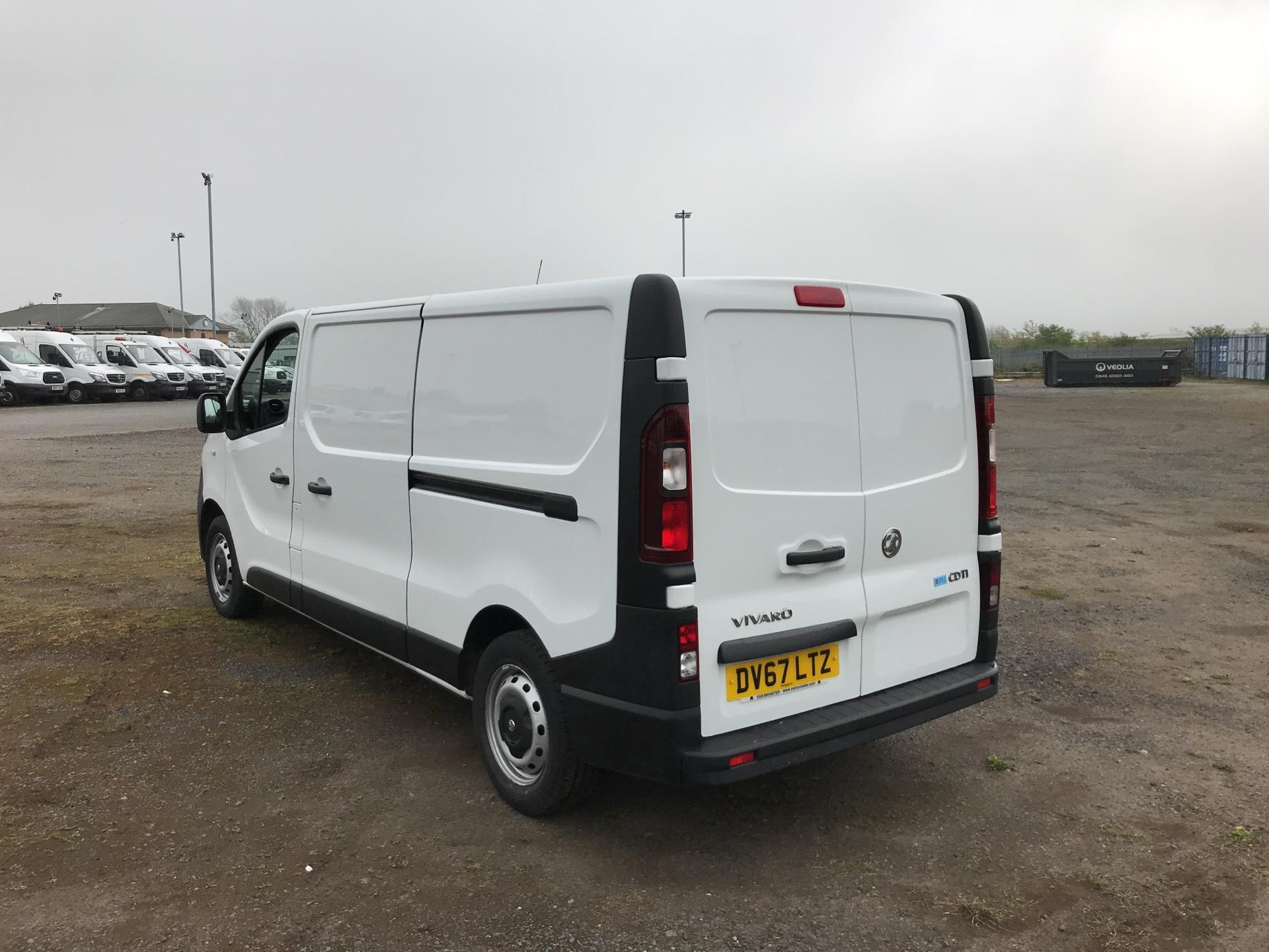 2017 Vauxhall Vivaro L2 H1 2900 1.6CDTI 120PS EURO 6 (DV67LTZ) Image 6