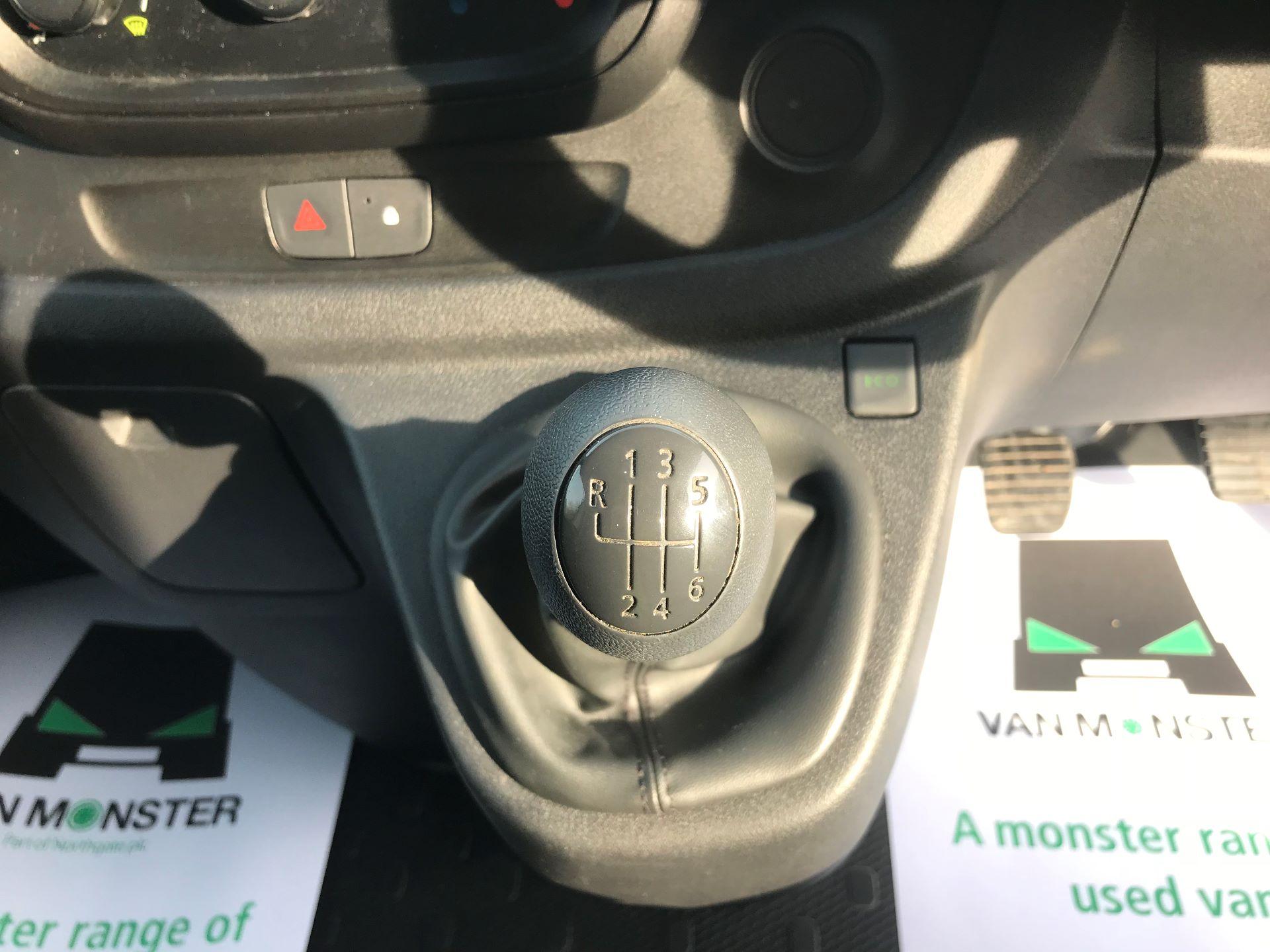 2017 Vauxhall Vivaro L2 H1 2900 1.6CDTI 120PS EURO 6 (DV67LVD) Image 21