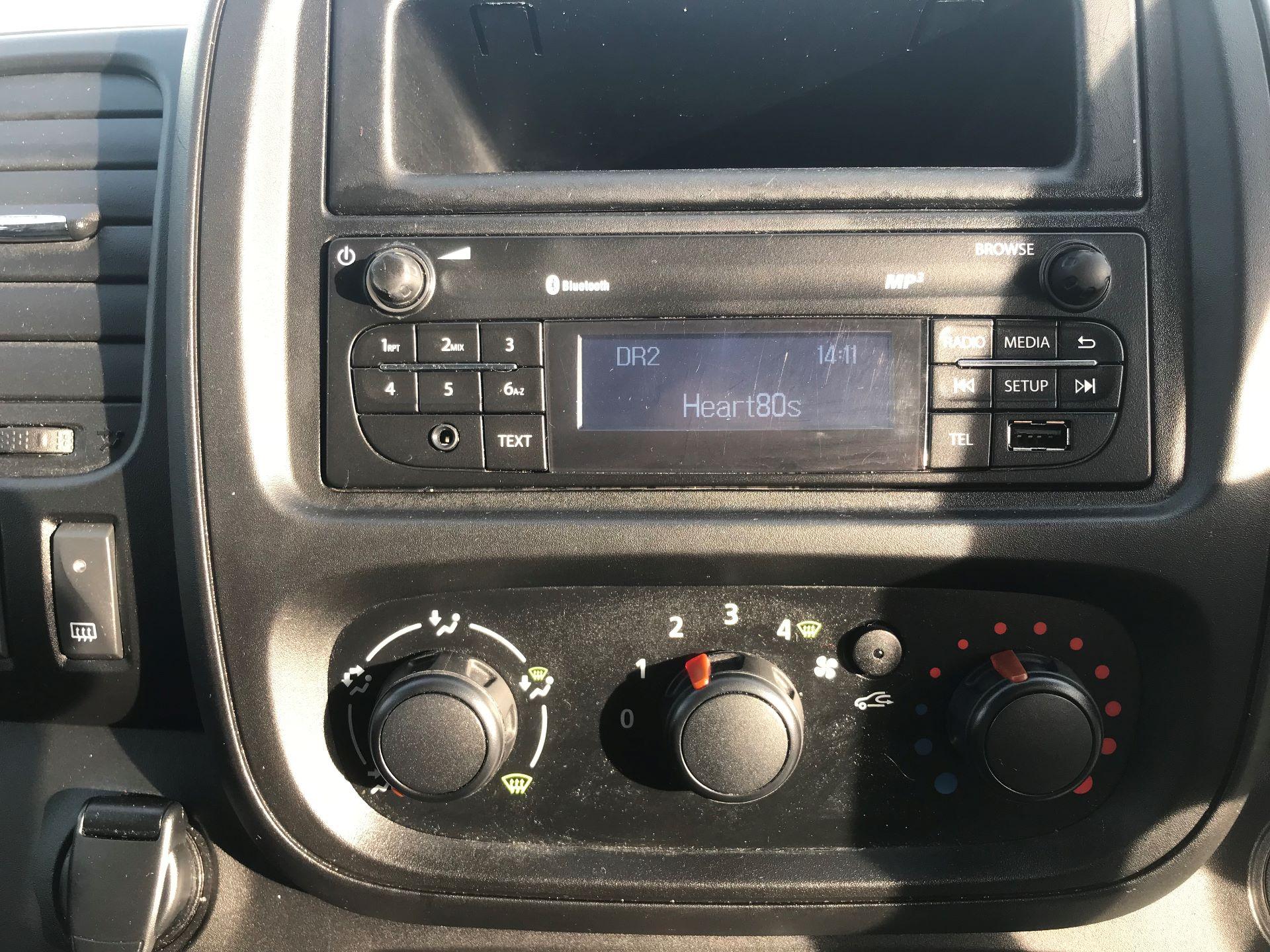 2017 Vauxhall Vivaro L2 H1 2900 1.6CDTI 120PS EURO 6 (DV67LVD) Image 20