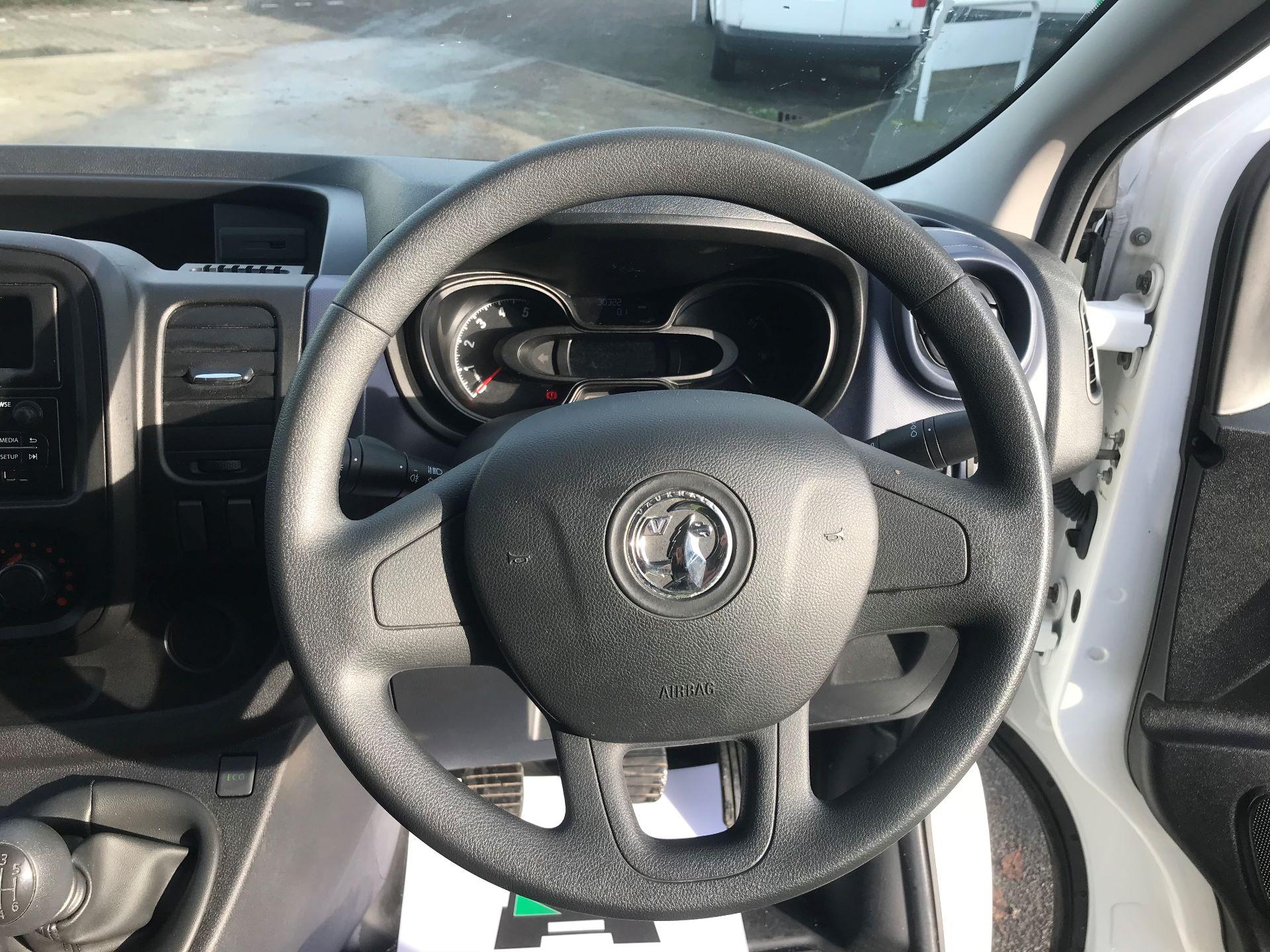 2017 Vauxhall Vivaro L2 H1 2900 1.6CDTI 120PS EURO 6 (DV67LVD) Image 18