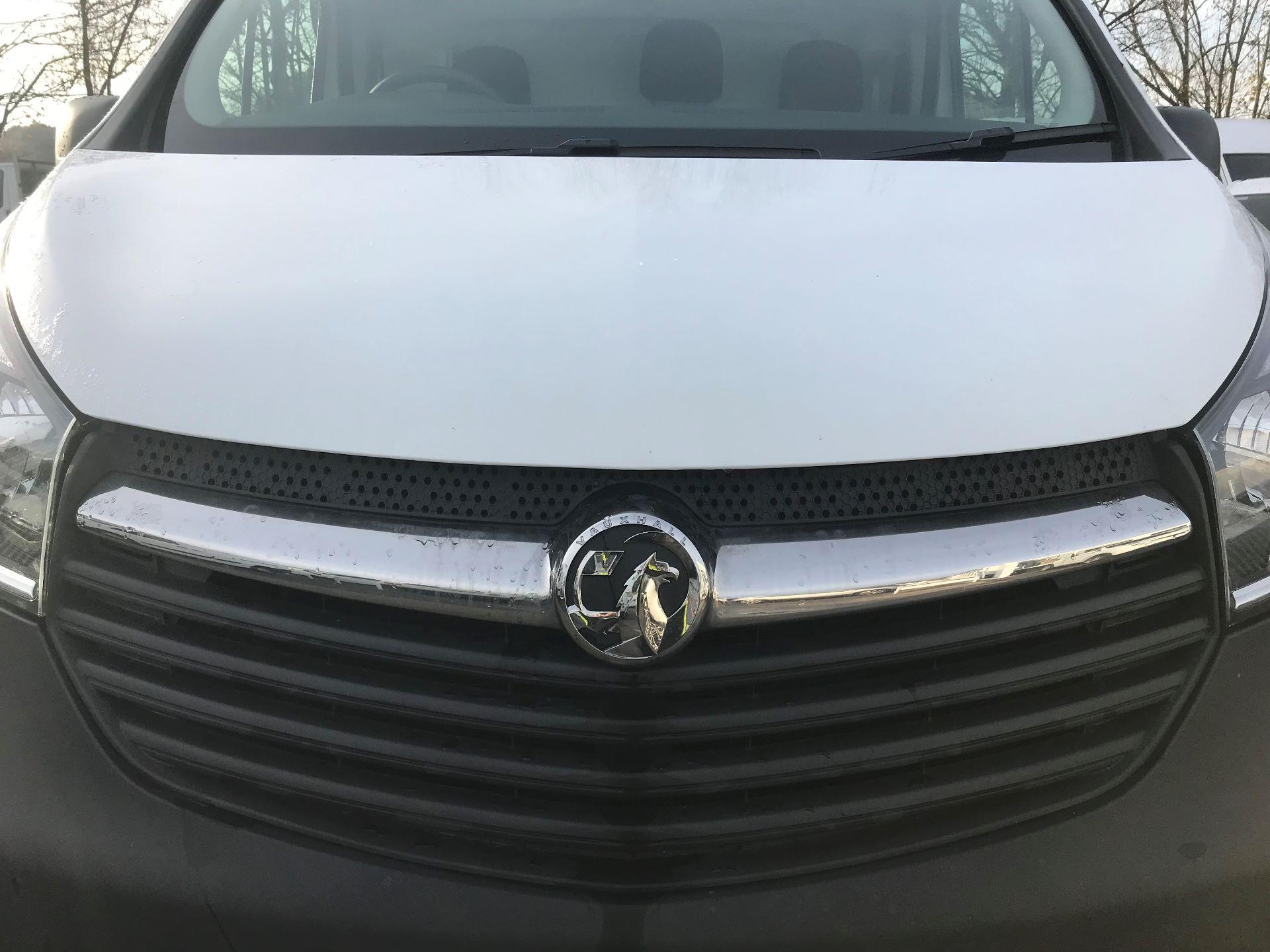 2017 Vauxhall Vivaro L2 H1 2900 1.6CDTI 120PS EURO 6 (DV67LVD) Image 12