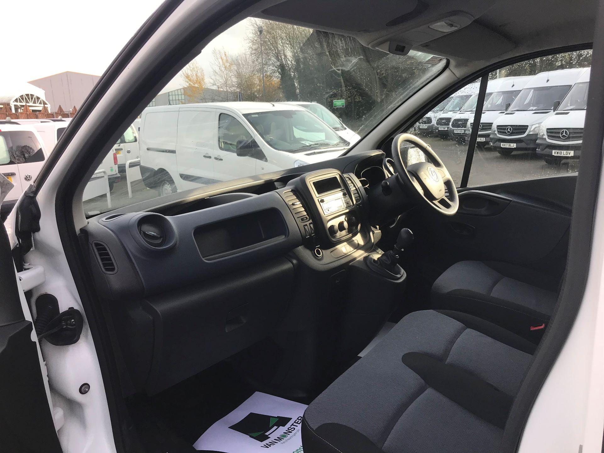 2017 Vauxhall Vivaro L2 H1 2900 1.6CDTI 120PS EURO 6 (DV67LVD) Image 15