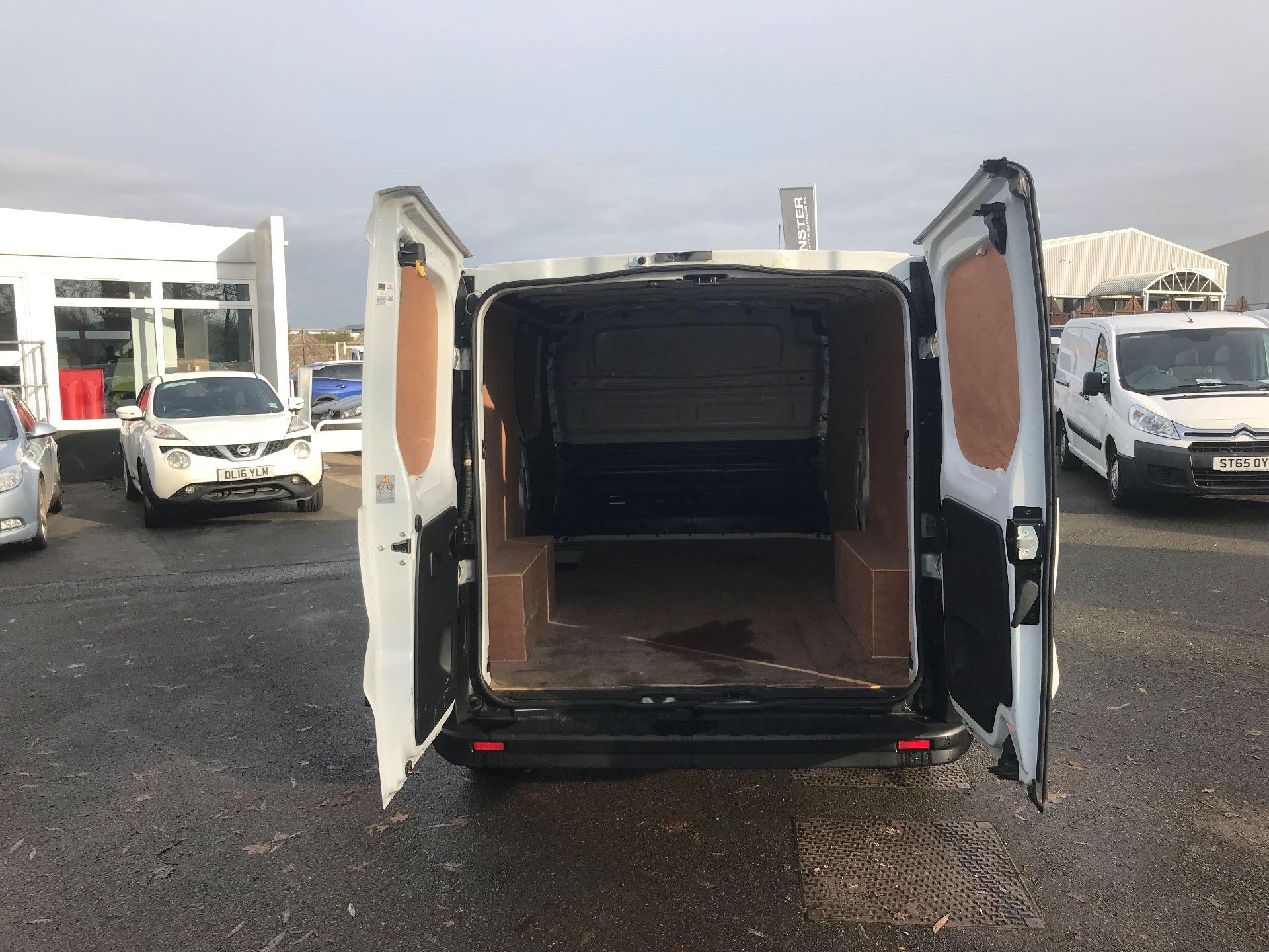2017 Vauxhall Vivaro L2 H1 2900 1.6CDTI 120PS EURO 6 (DV67LVD) Image 7