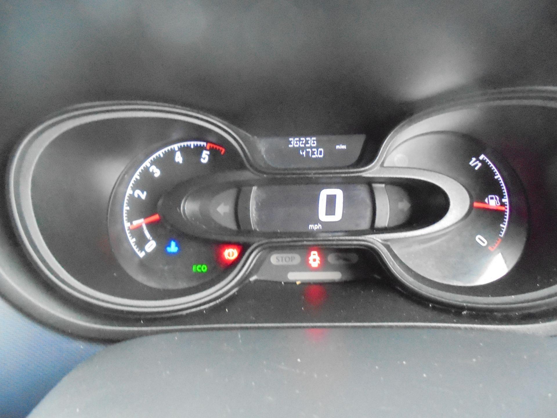 2017 Vauxhall Vivaro L2 2900 1.6CDTI 120PS  H1 EURO 6  (DV67LWY) Image 12