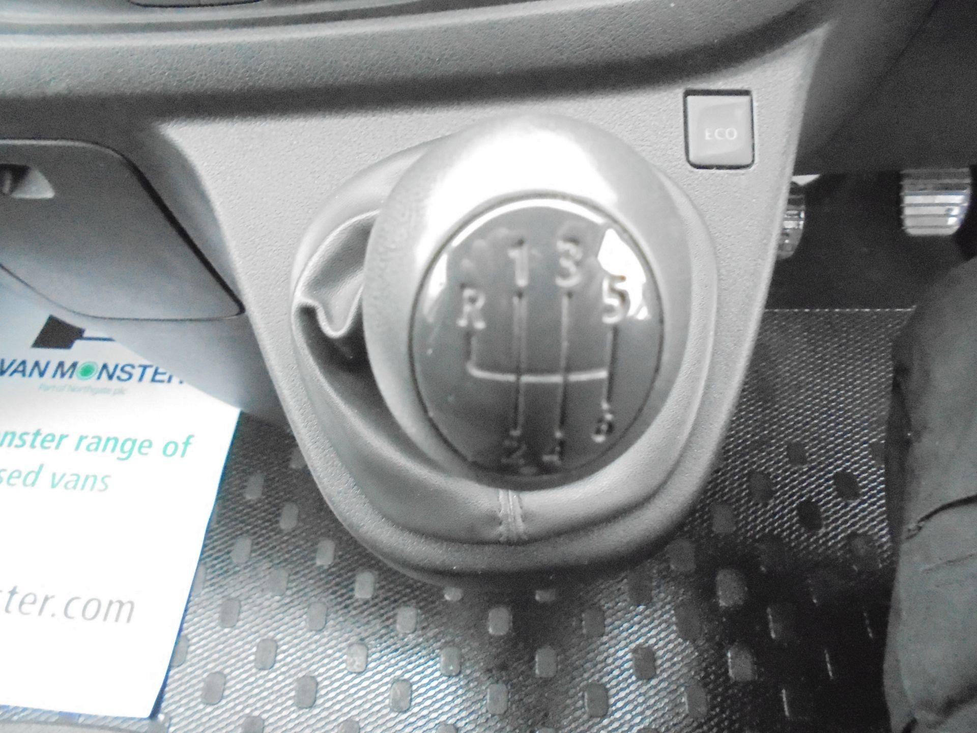 2017 Vauxhall Vivaro L2 2900 1.6CDTI 120PS  H1 EURO 6  (DV67LWY) Image 15