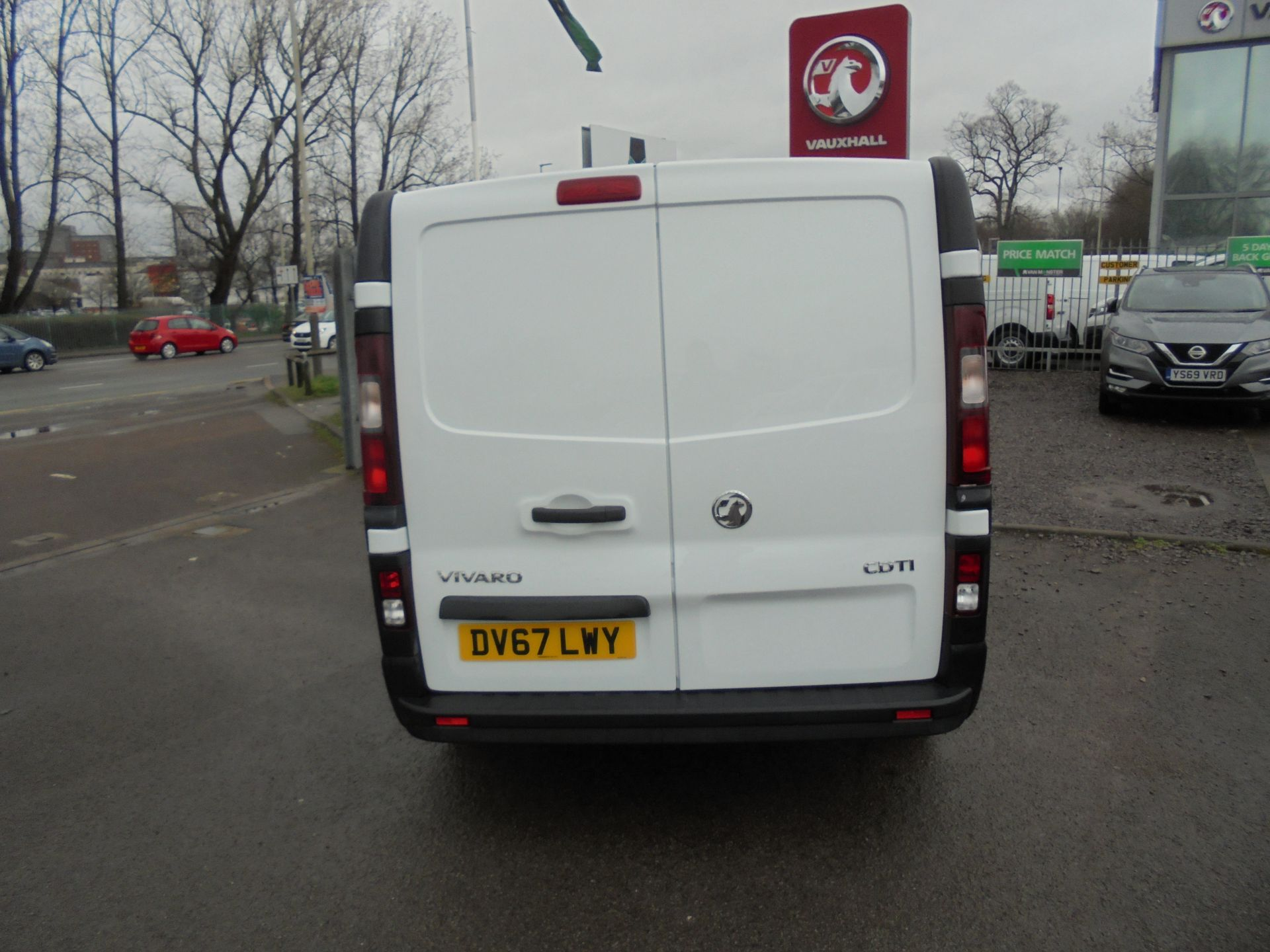 2017 Vauxhall Vivaro L2 2900 1.6CDTI 120PS  H1 EURO 6  (DV67LWY) Image 4