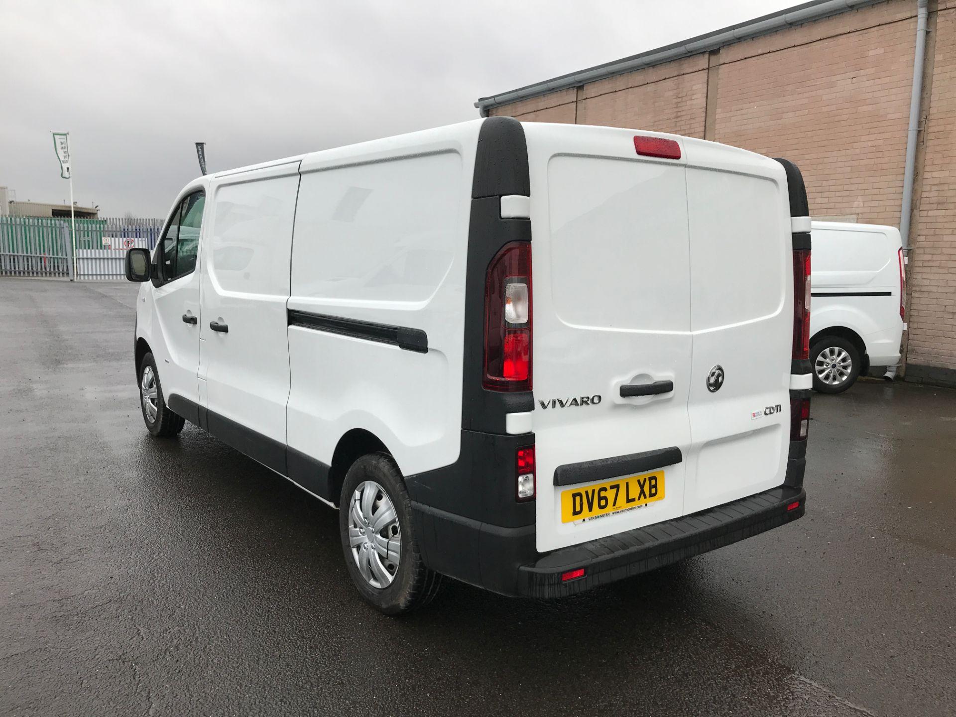 2017 Vauxhall Vivaro 2900 L2 H1 1.6CDTI 120PS EURO 6 (DV67LXB) Image 10