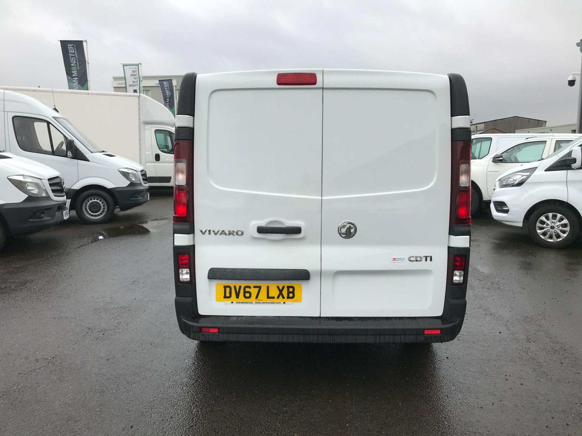 2017 Vauxhall Vivaro 2900 L2 H1 1.6CDTI 120PS EURO 6 (DV67LXB) Image 9