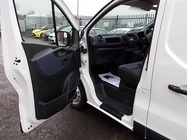 2017 Vauxhall Vivaro L2 H1 2900 1.6CDTI 120PS EURO 6 (DV67LXS) Image 13