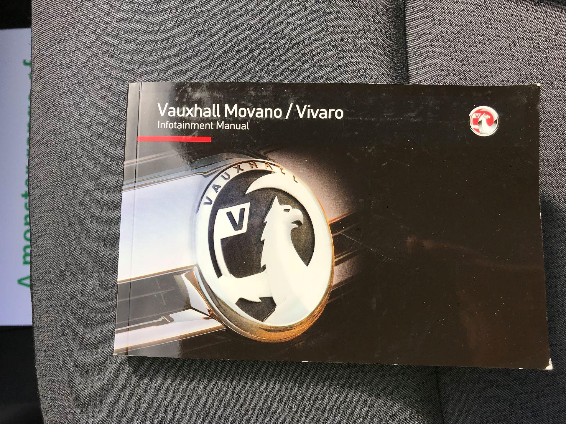 2017 Vauxhall Vivaro L2 H1 2900 1.6CDTI 120PS EURO 6 (DV67LXX) Image 33