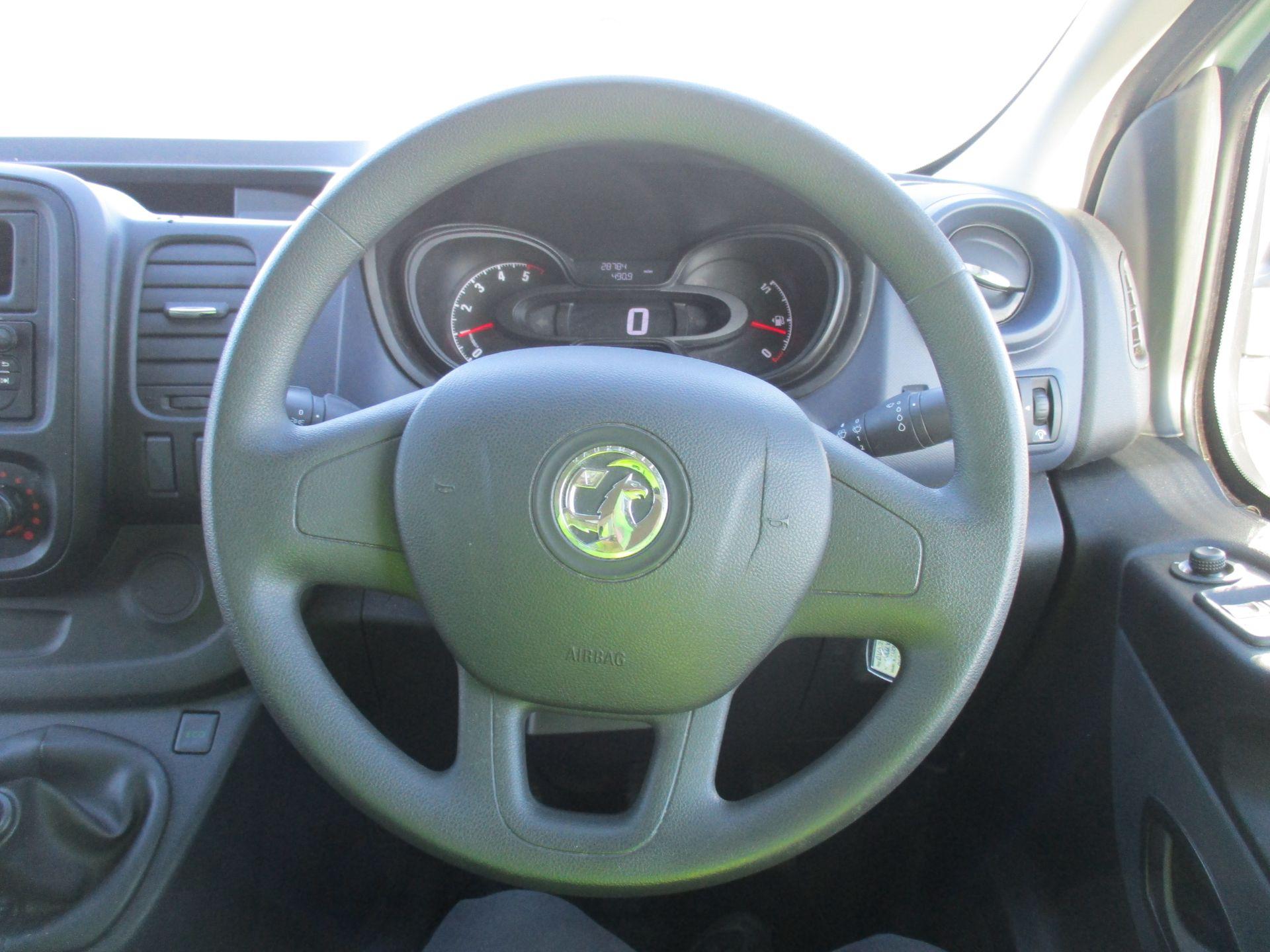 2017 Vauxhall Vivaro L2 H1 2900 1.6 CDTI 120PS EURO 6 (DV67WFT) Image 17