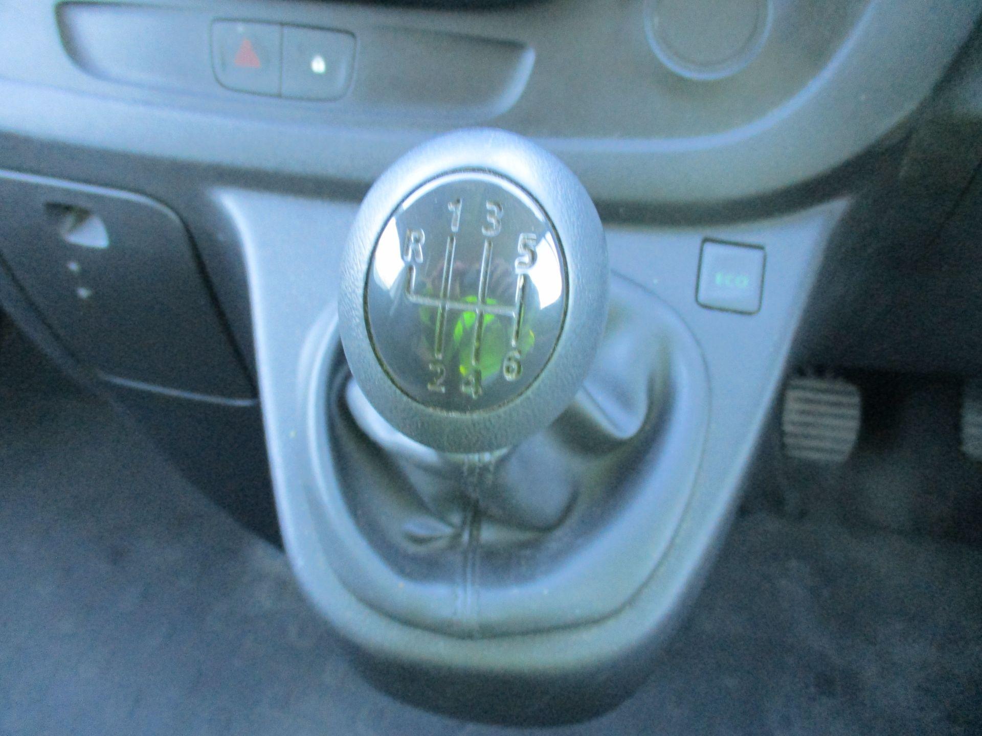 2017 Vauxhall Vivaro L2 H1 2900 1.6 CDTI 120PS EURO 6 (DV67WFT) Image 15