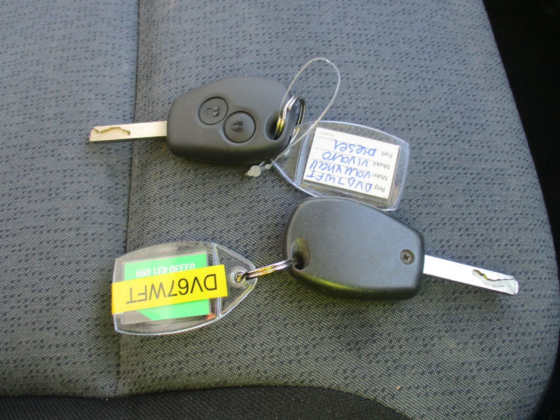 2017 Vauxhall Vivaro L2 H1 2900 1.6 CDTI 120PS EURO 6 (DV67WFT) Image 22