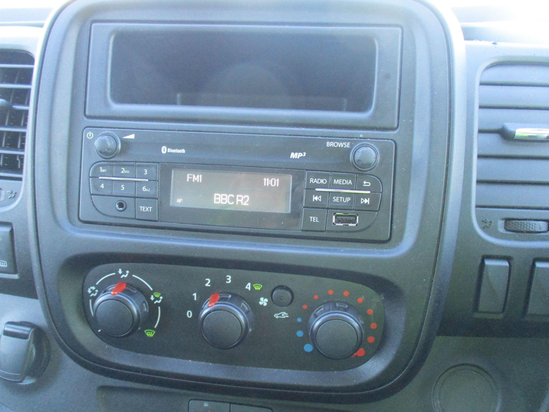 2017 Vauxhall Vivaro L2 H1 2900 1.6 CDTI 120PS EURO 6 (DV67WFT) Image 14
