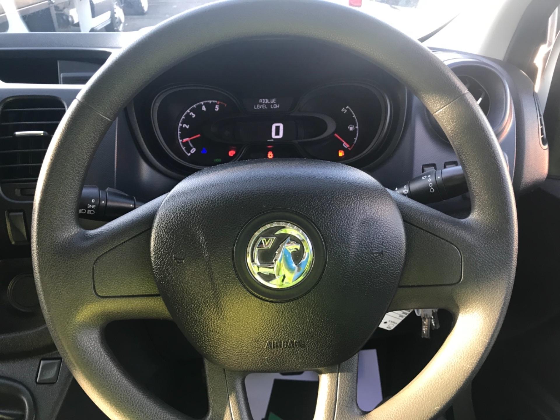 2017 Vauxhall Vivaro L2 H1 2900 1.6CDTI 120PS EURO 6 (DV67WHE) Image 23