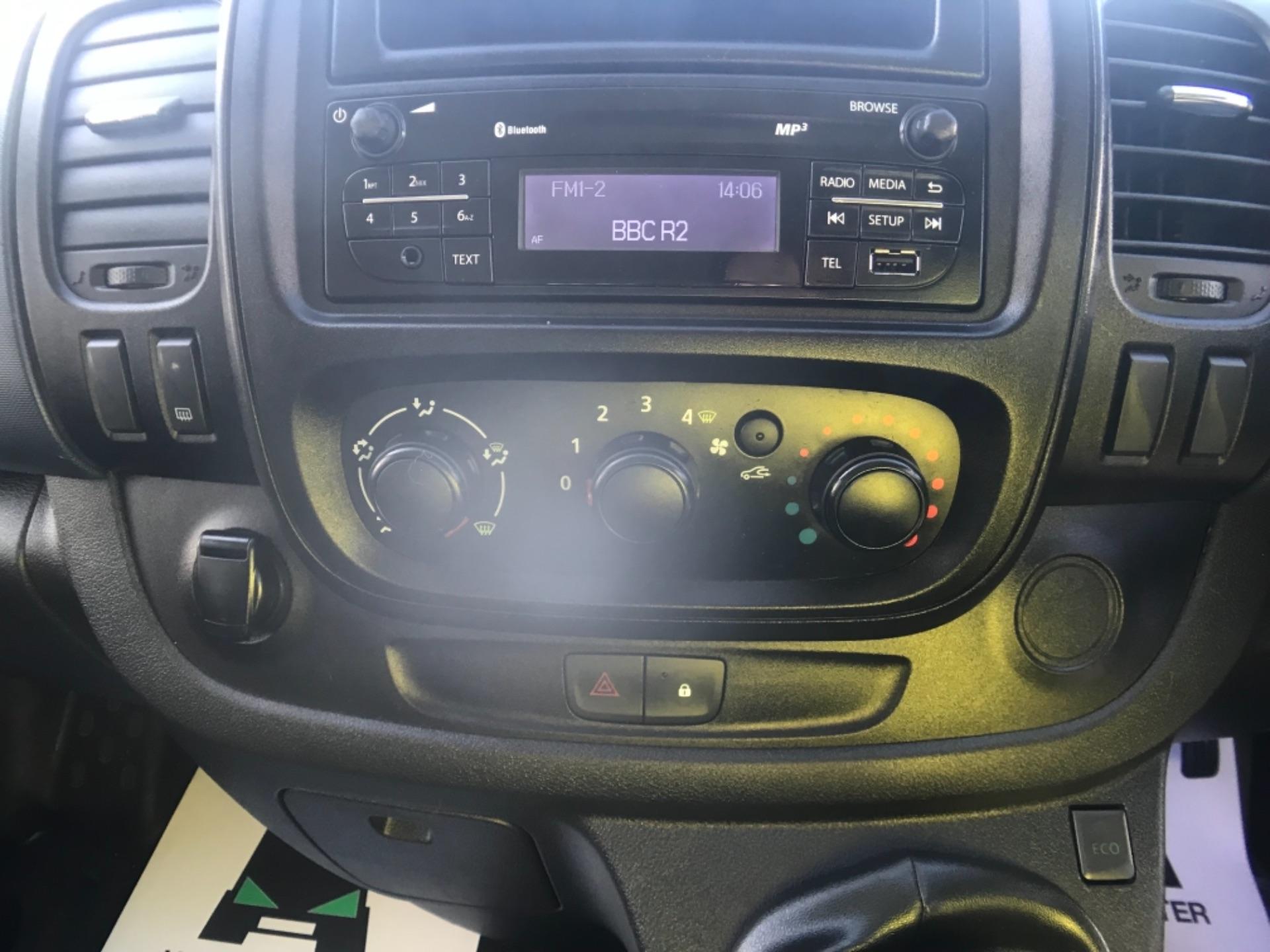 2017 Vauxhall Vivaro L2 H1 2900 1.6CDTI 120PS EURO 6 (DV67WHE) Image 20