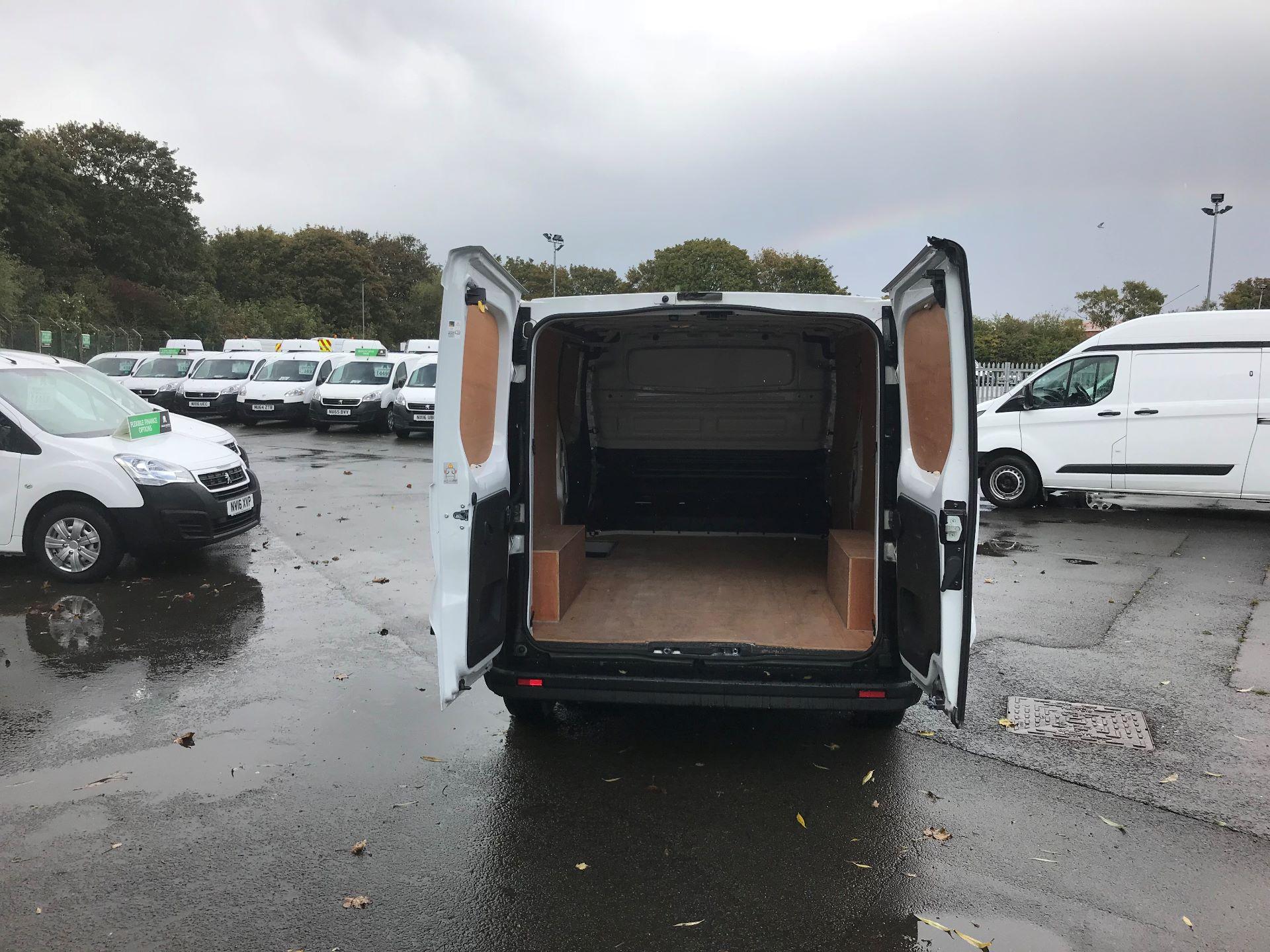 2017 Vauxhall Vivaro L2 H1 2900 1.6CDTI 120PS EURO 6 (DV67WJG) Image 7