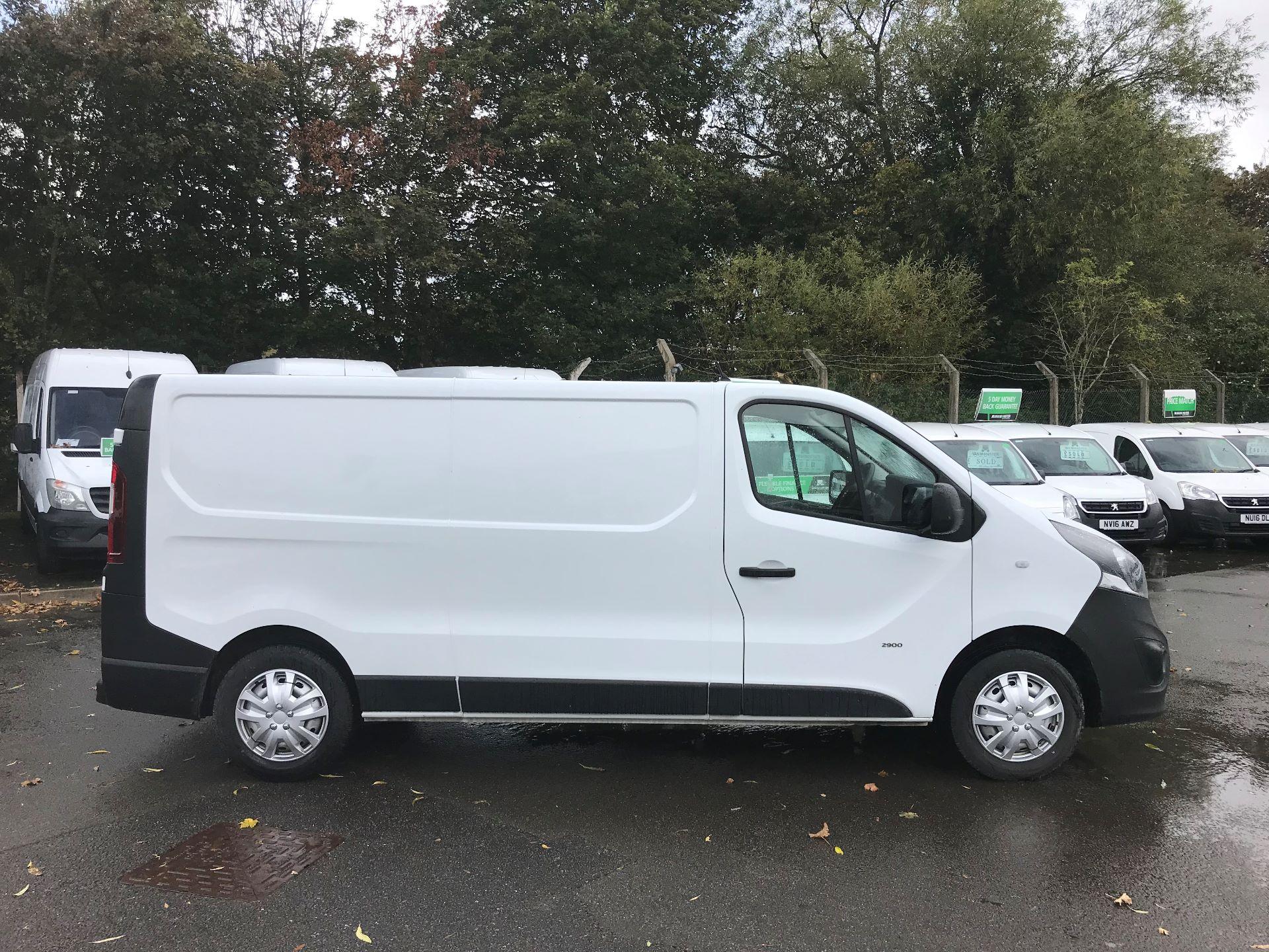 2017 Vauxhall Vivaro L2 H1 2900 1.6CDTI 120PS EURO 6 (DV67WJG) Image 8