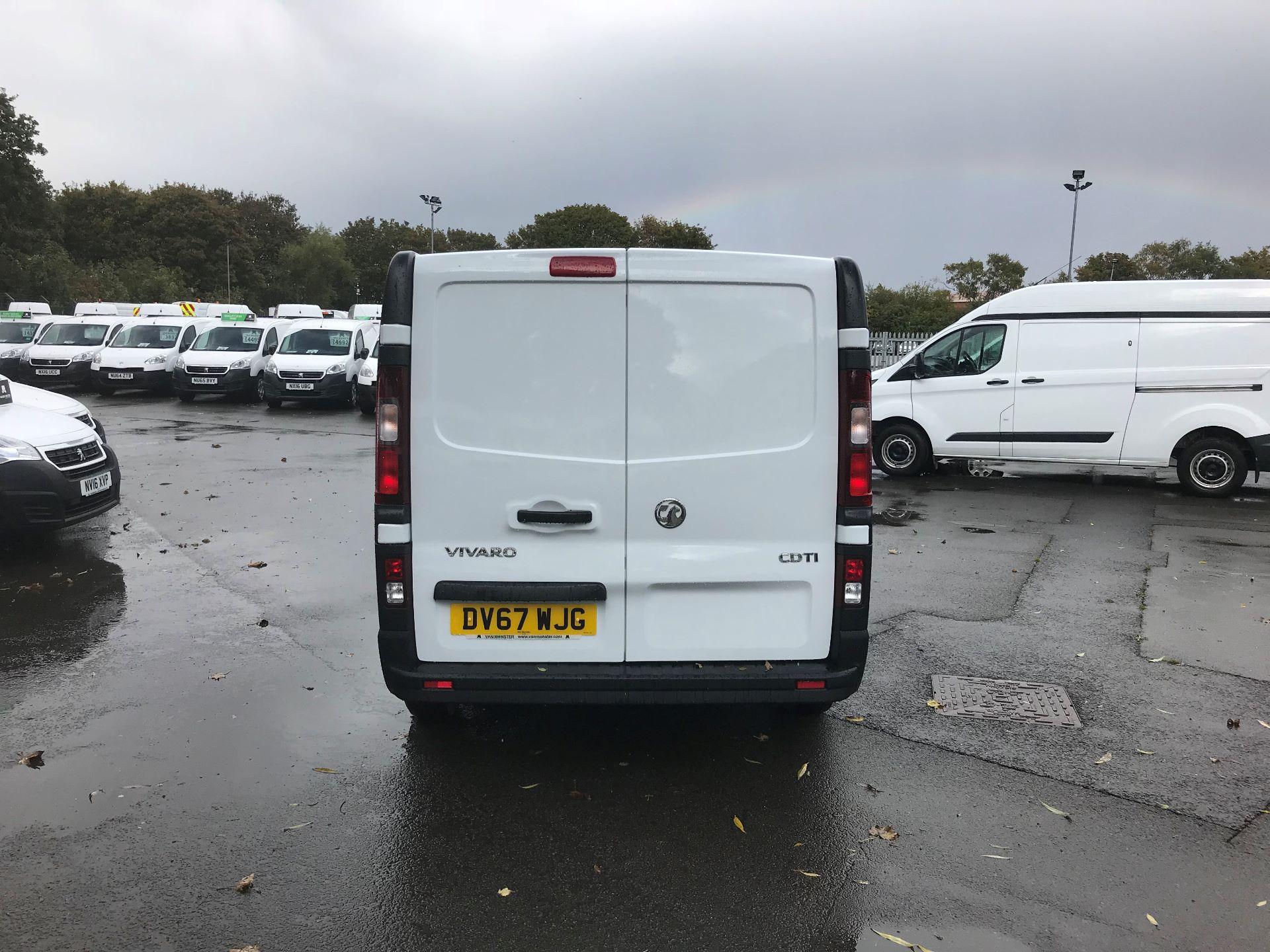 2017 Vauxhall Vivaro L2 H1 2900 1.6CDTI 120PS EURO 6 (DV67WJG) Image 6
