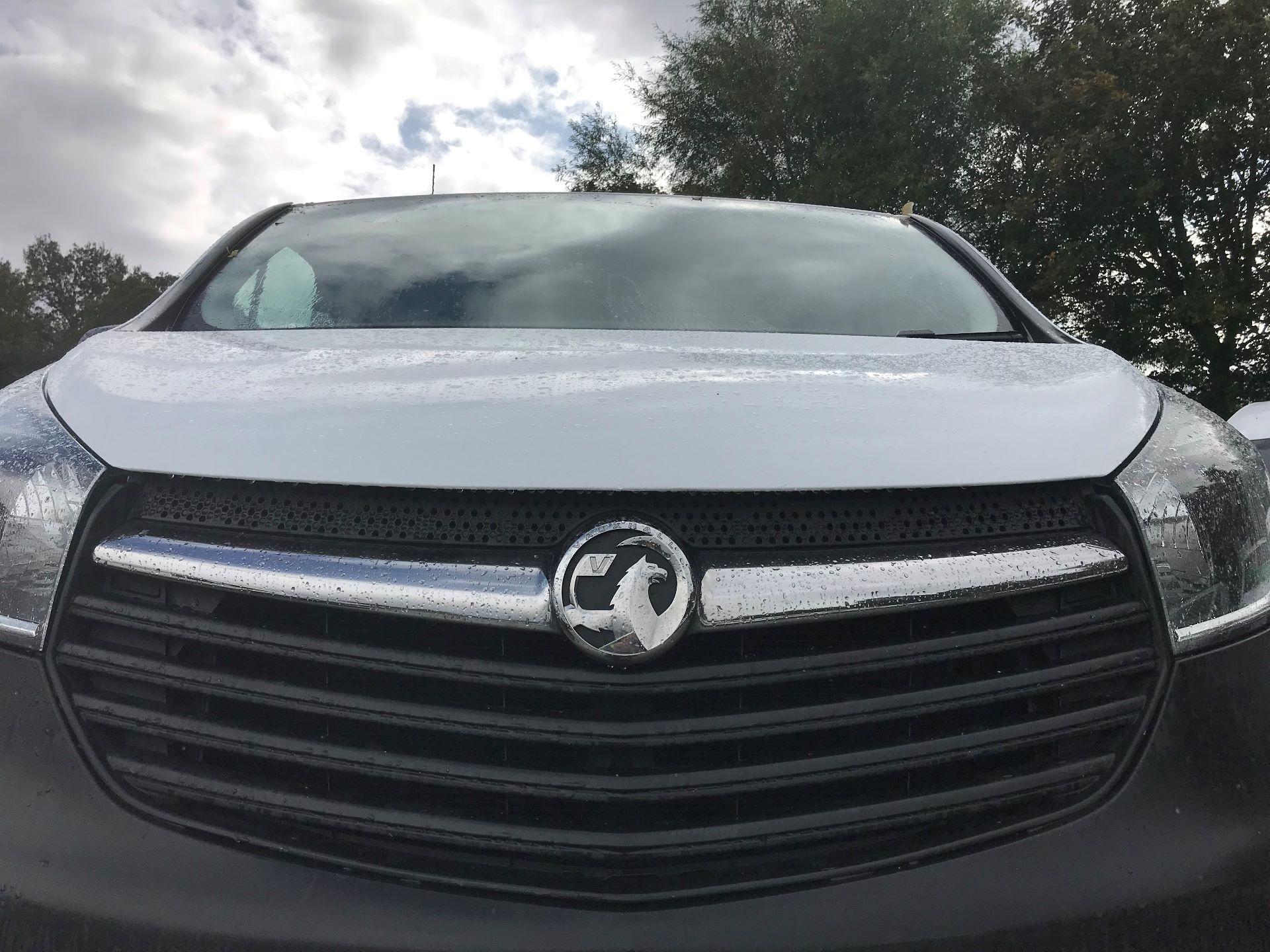 2017 Vauxhall Vivaro L2 H1 2900 1.6CDTI 120PS EURO 6 (DV67WJG) Image 12