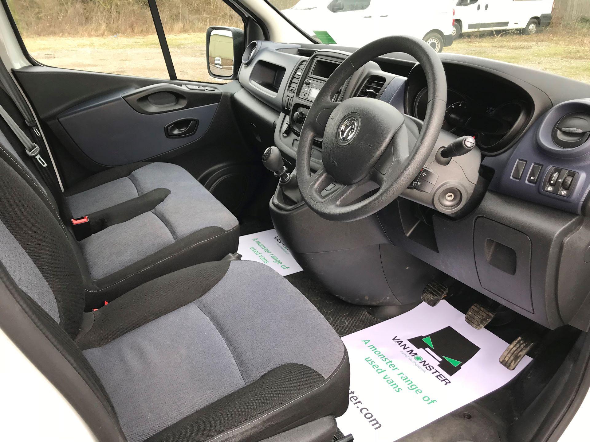 2017 Vauxhall Vivaro L2 H1 2900 1.6CDTI 120PS EURO 6 (DV67WLK) Image 23