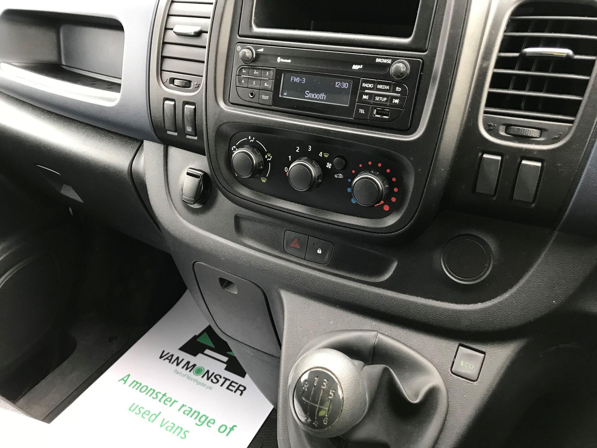 2017 Vauxhall Vivaro L2 H1 2900 1.6CDTI 120PS EURO 6 (DV67WLK) Image 27