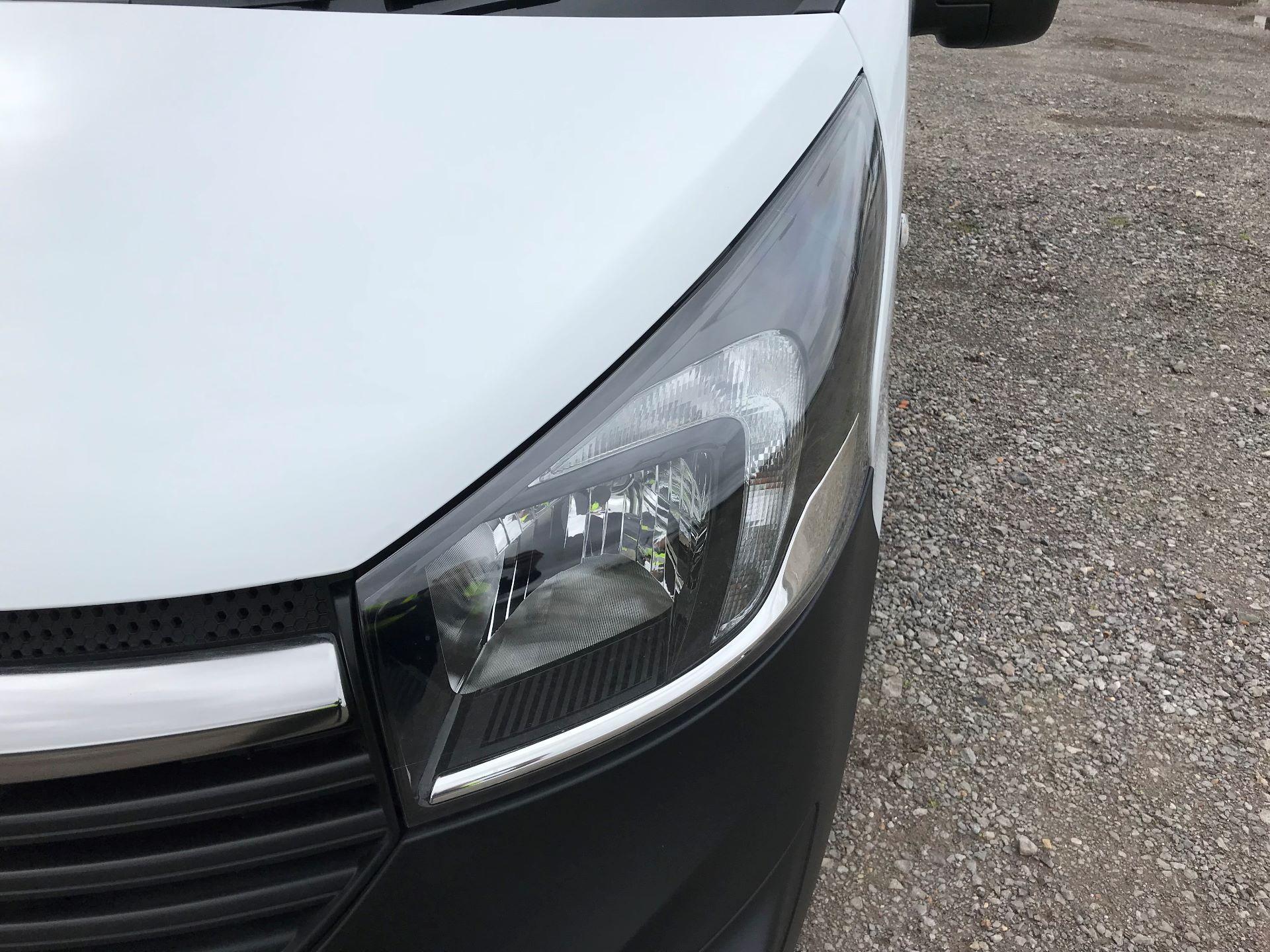 2017 Vauxhall Vivaro L2 H1 2900 1.6CDTI 120PS EURO 6 (DV67WLK) Image 19
