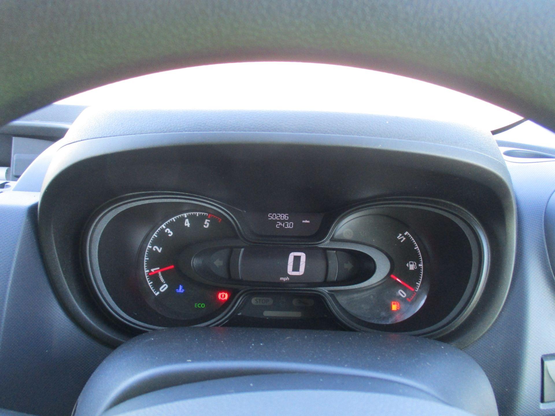 2017 Vauxhall Vivaro L2 H1 2900 1.6 CDTI 120PS EURO 6 (DV67WLR) Image 16