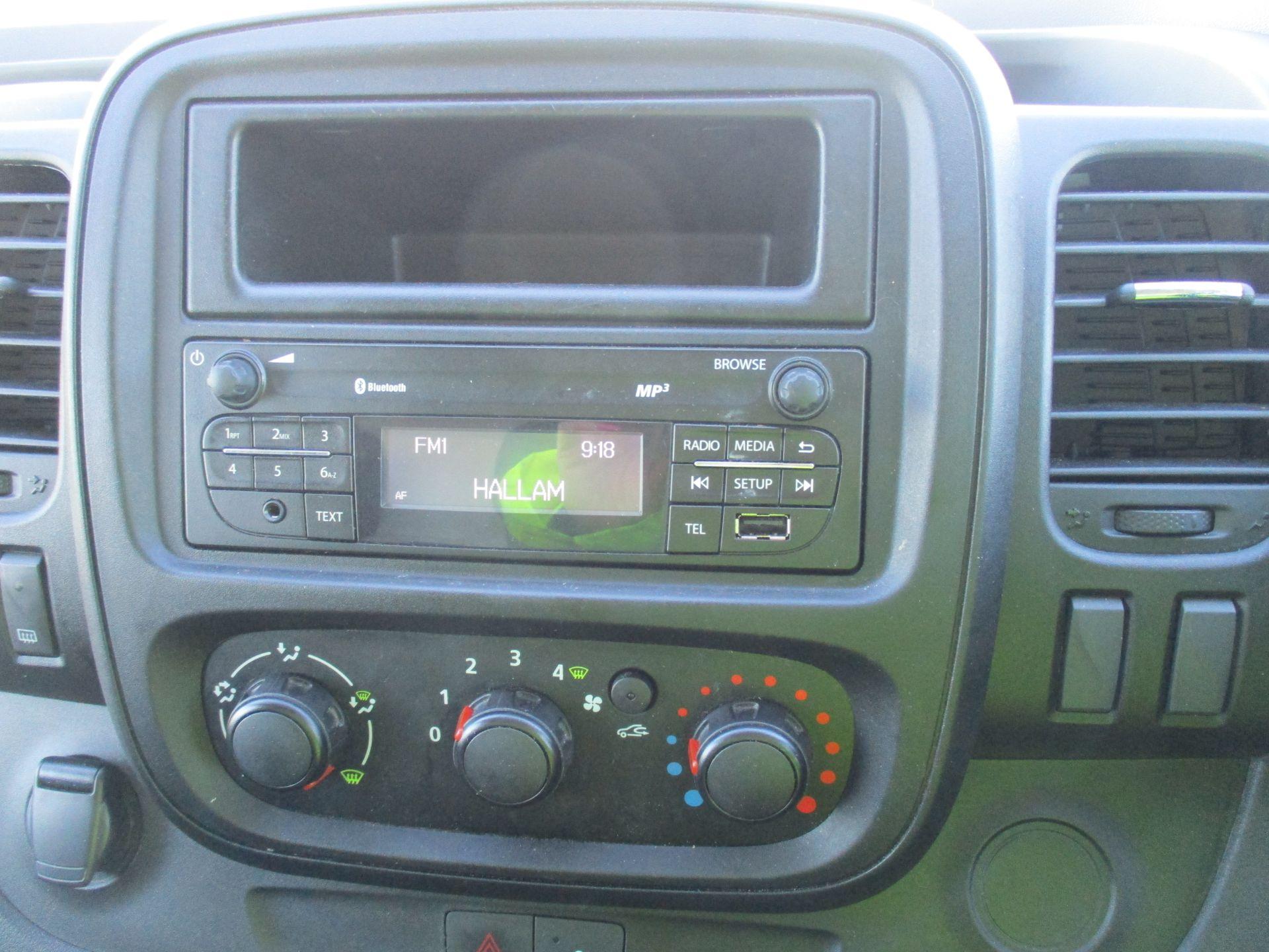 2017 Vauxhall Vivaro L2 H1 2900 1.6 CDTI 120PS EURO 6 (DV67WLR) Image 13
