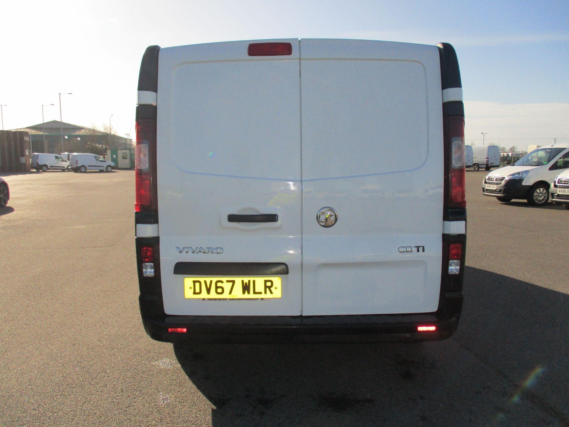 2017 Vauxhall Vivaro L2 H1 2900 1.6 CDTI 120PS EURO 6 (DV67WLR) Image 6