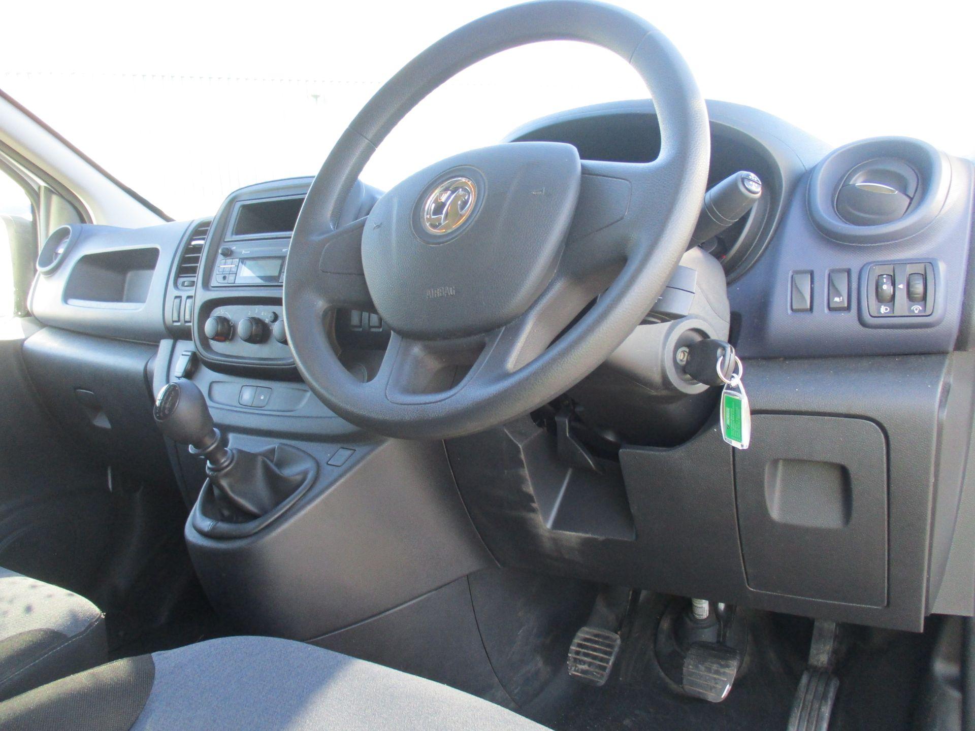 2017 Vauxhall Vivaro L2 H1 2900 1.6 CDTI 120PS EURO 6 (DV67WLR) Image 12