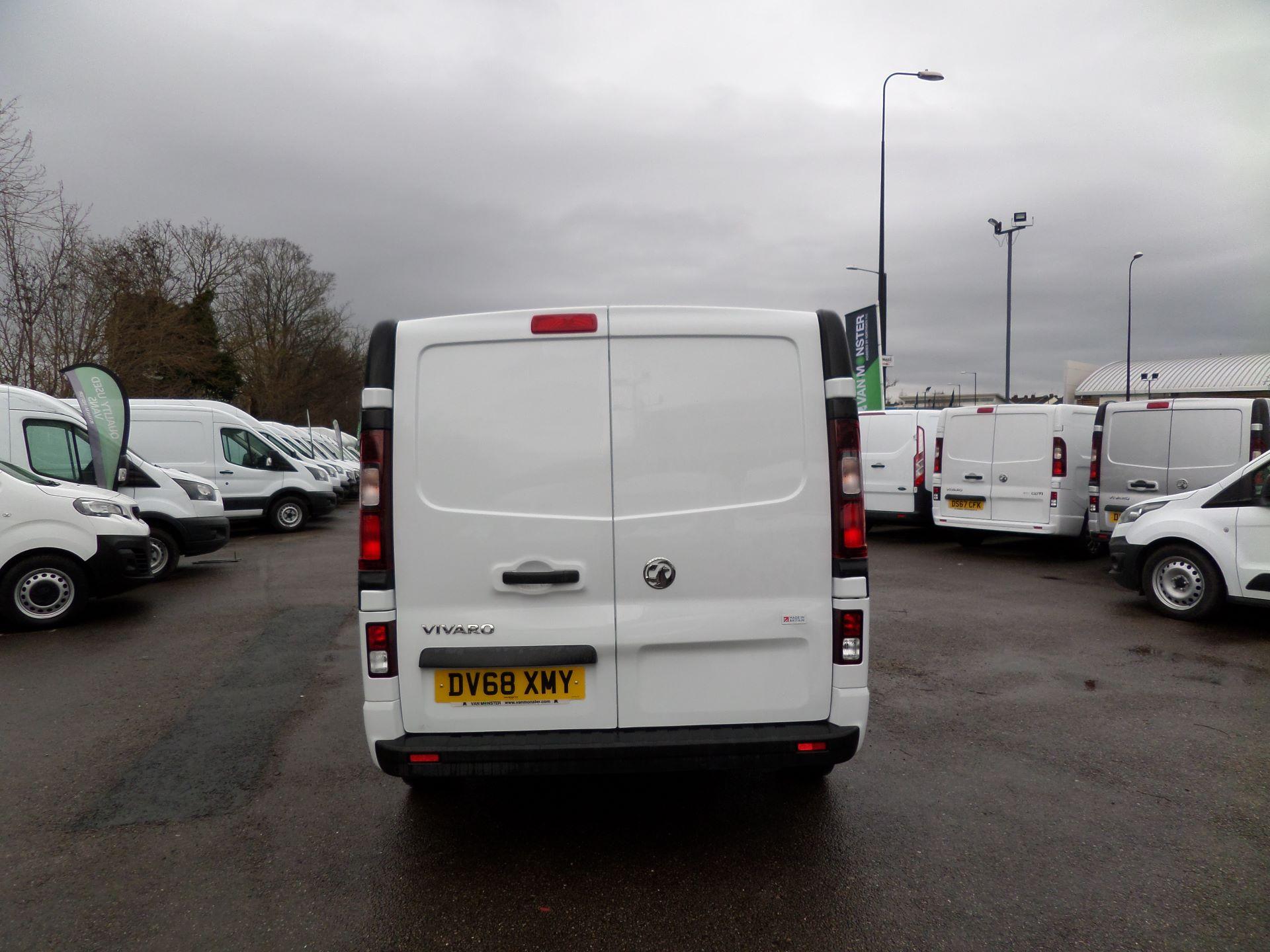 2018 Vauxhall Vivaro 2900 1.6Cdti 120Ps Sportive H1 Van Euro 6 (DV68XMY) Image 3