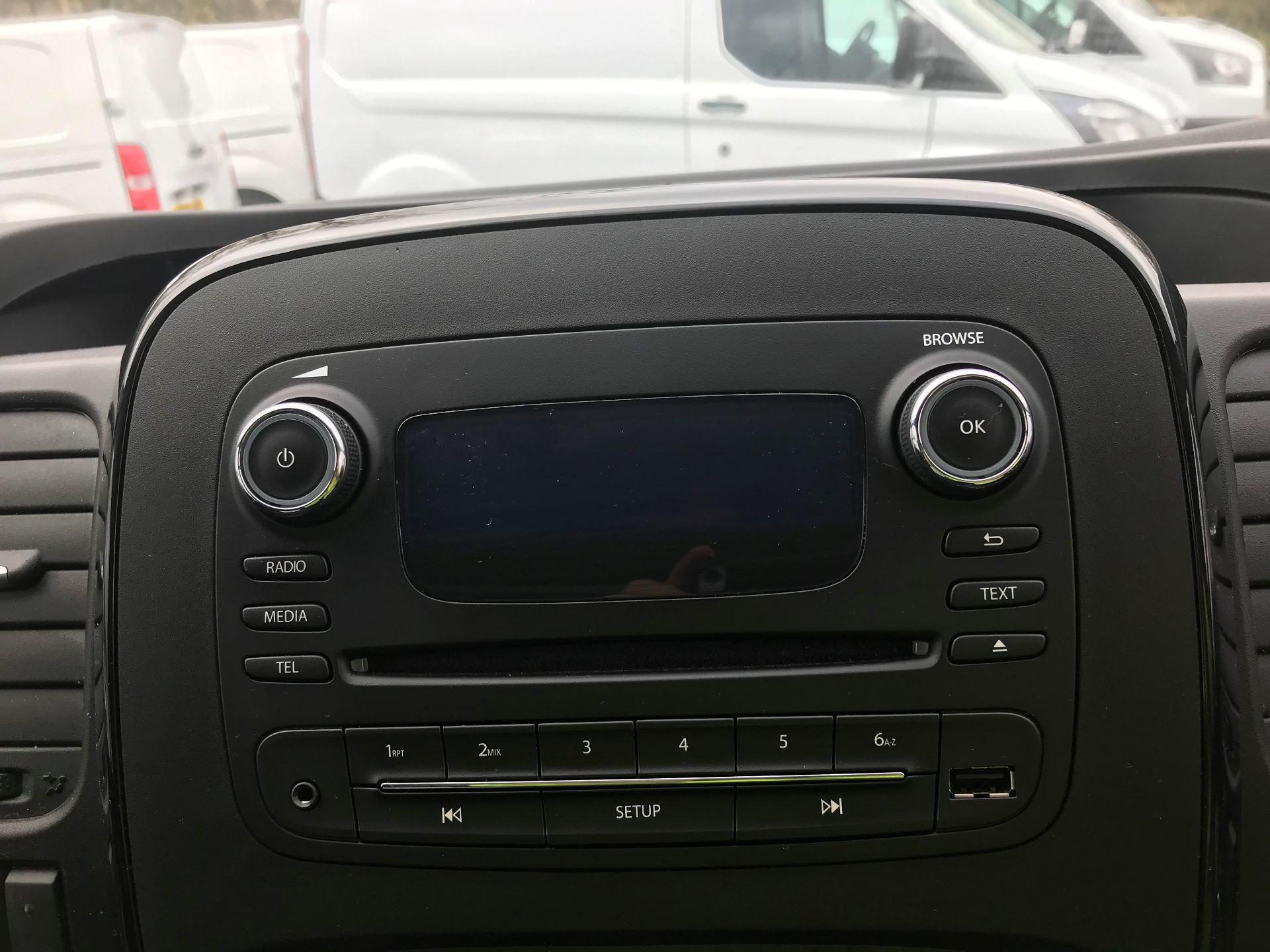 2018 Vauxhall Vivaro L2 H1 2900 1.6CDTI 120PS SPORTIVE EURO 6 (DV68XNA) Image 20