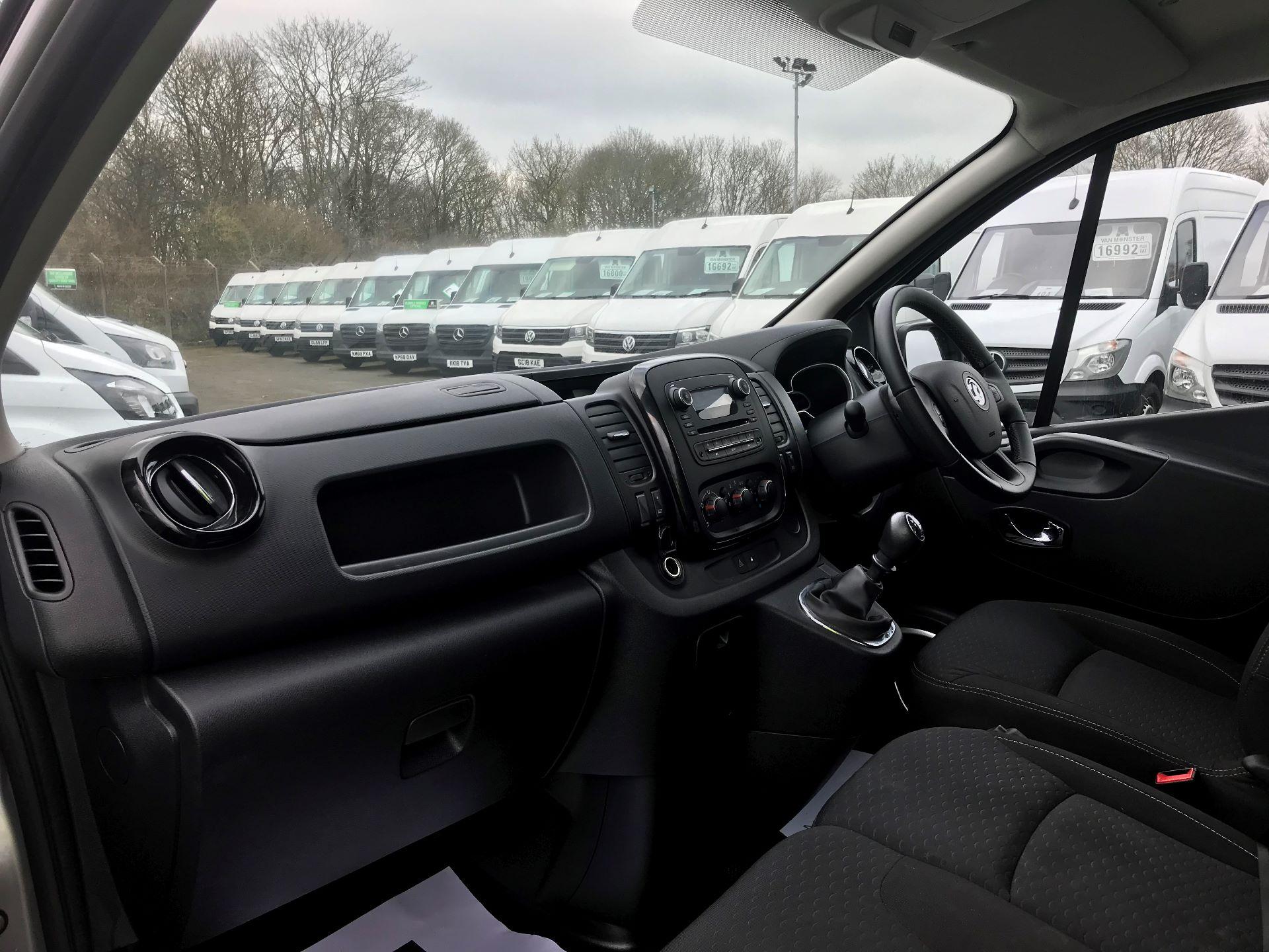 2018 Vauxhall Vivaro L2 H1 2900 1.6CDTI 120PS SPORTIVE EURO 6 (DV68XNA) Image 16