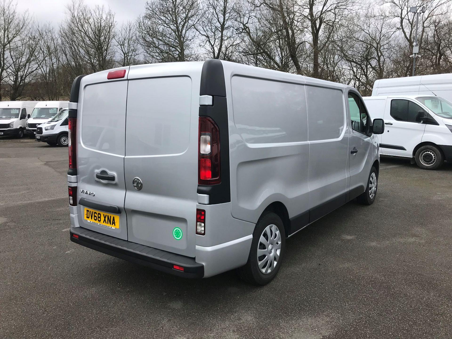 2018 Vauxhall Vivaro L2 H1 2900 1.6CDTI 120PS SPORTIVE EURO 6 (DV68XNA) Image 9